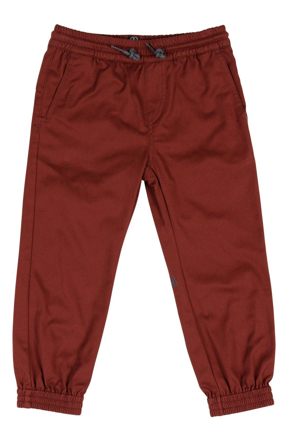 Volcom Slim Leg Jogger Pants (Big Boys)