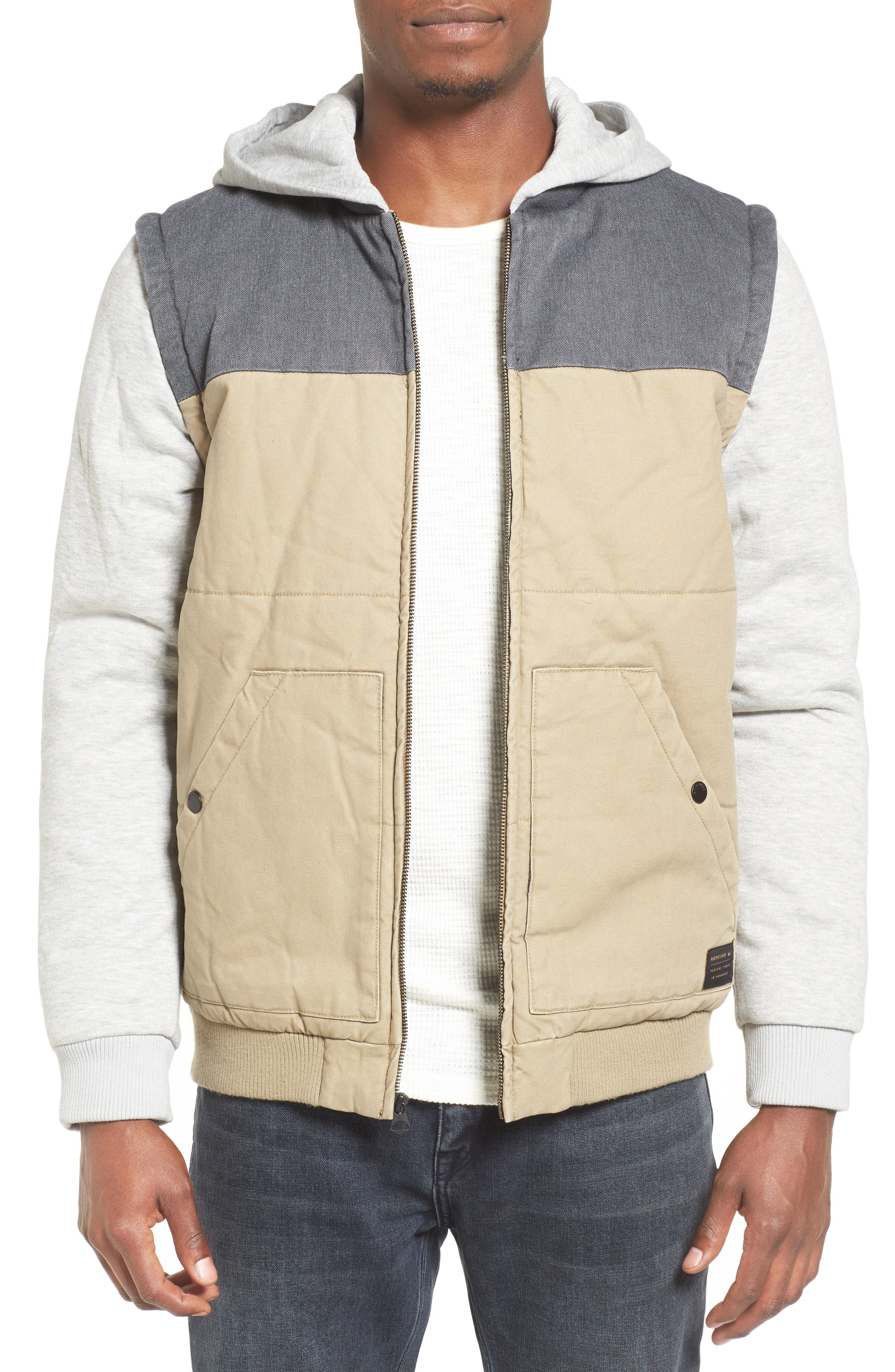 Quiksilver Main Mission Jacket