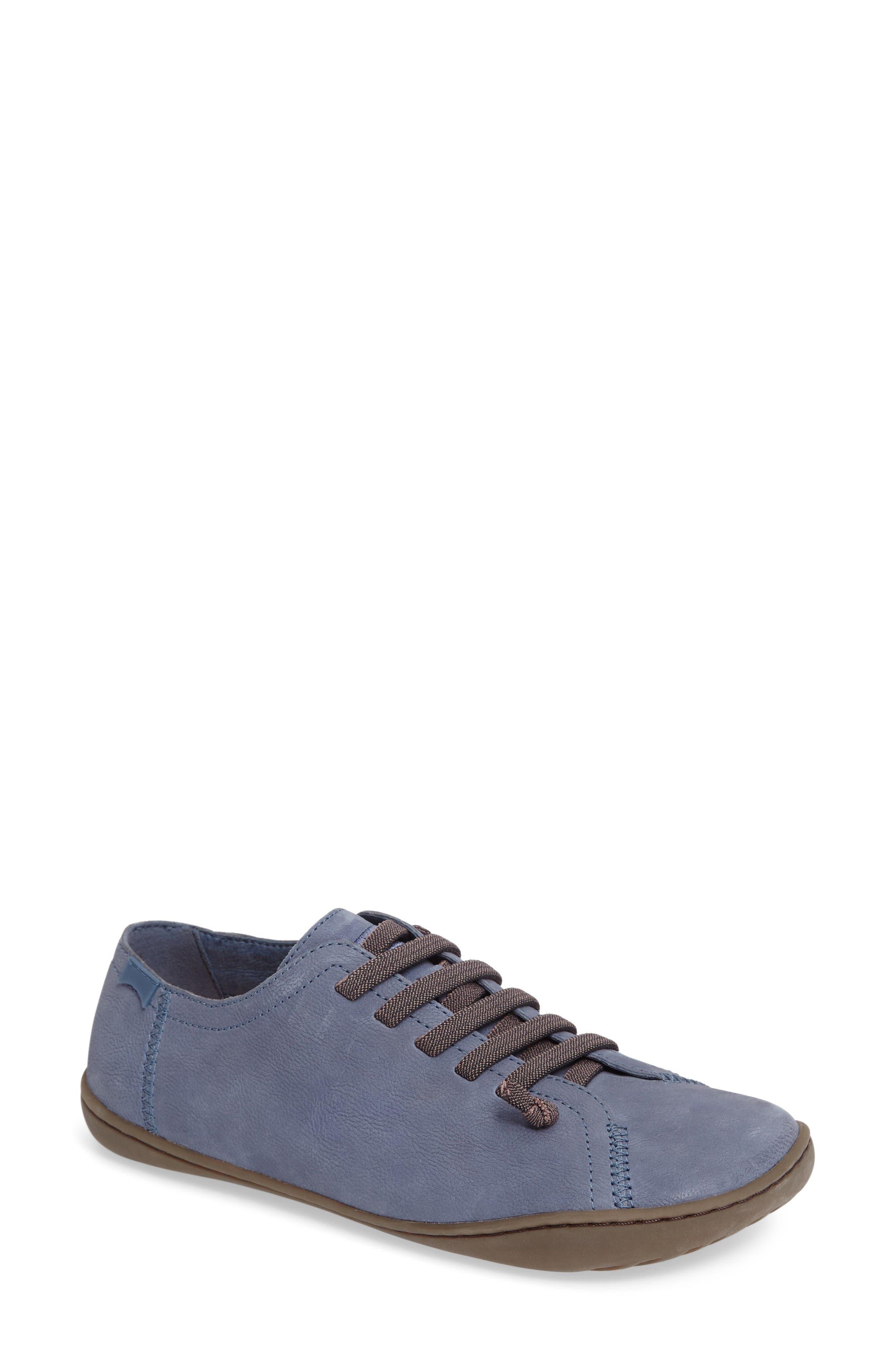 Main Image - Camper 'Peu Cami' Leather Sneaker (Women)