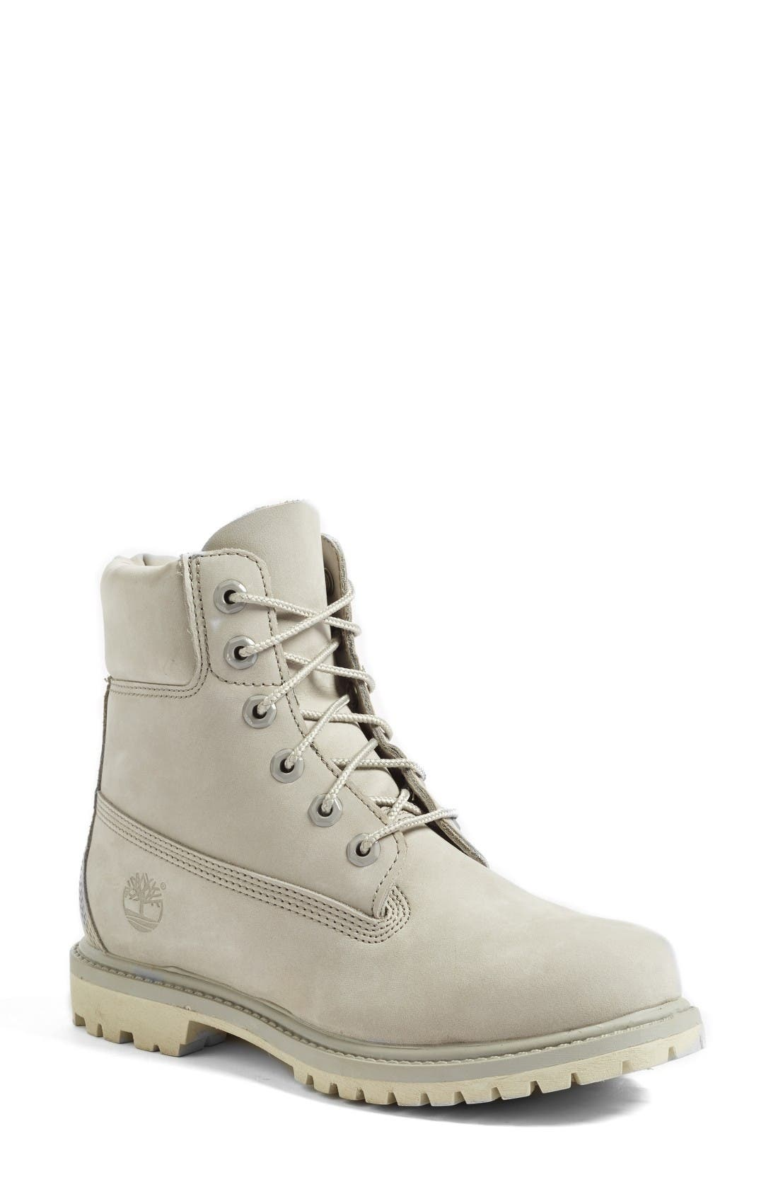 Timberland '6 Inch Premium' Waterproof Boot (Women)