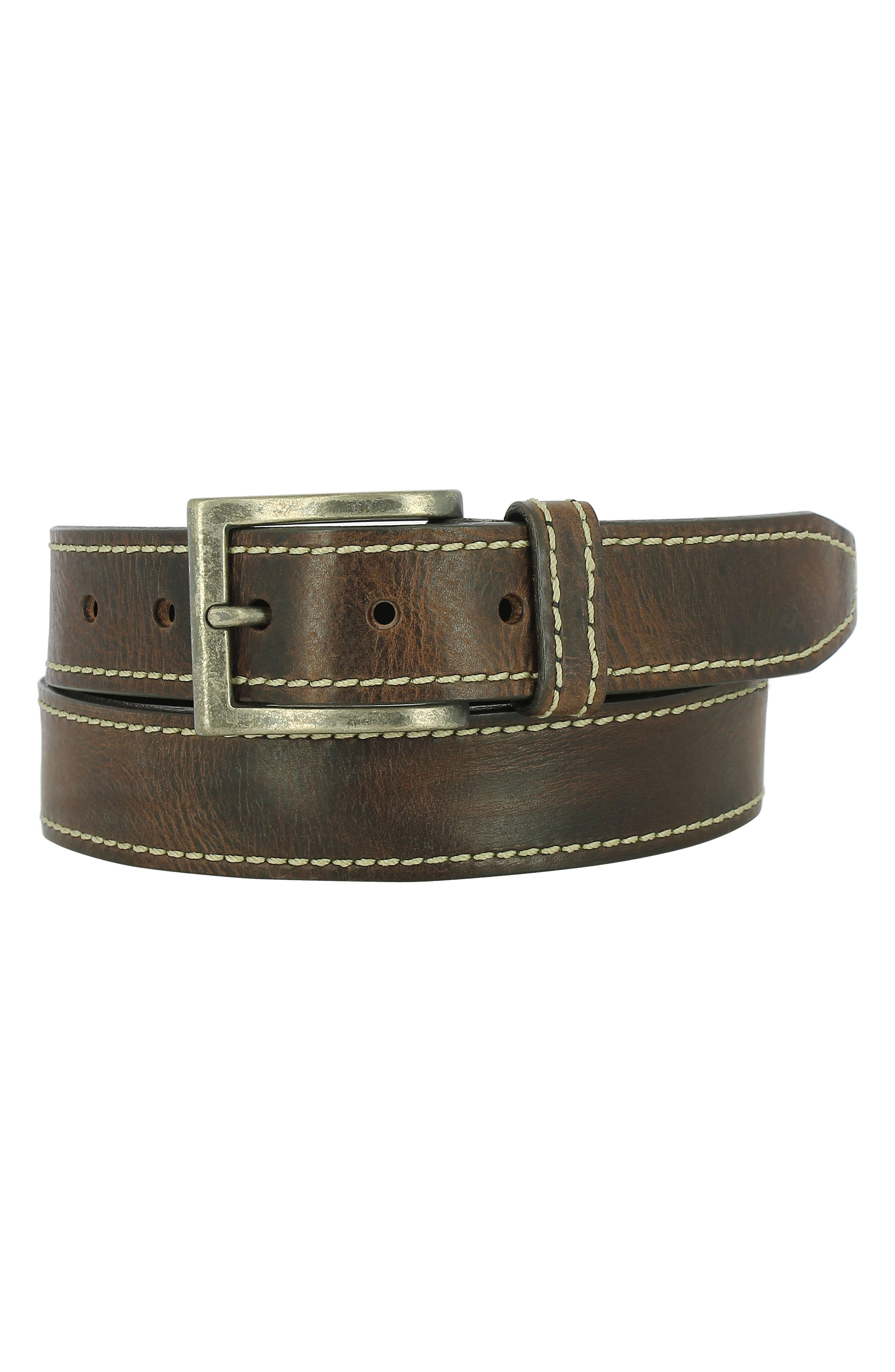 Remo Tulliani Bo Leather Belt