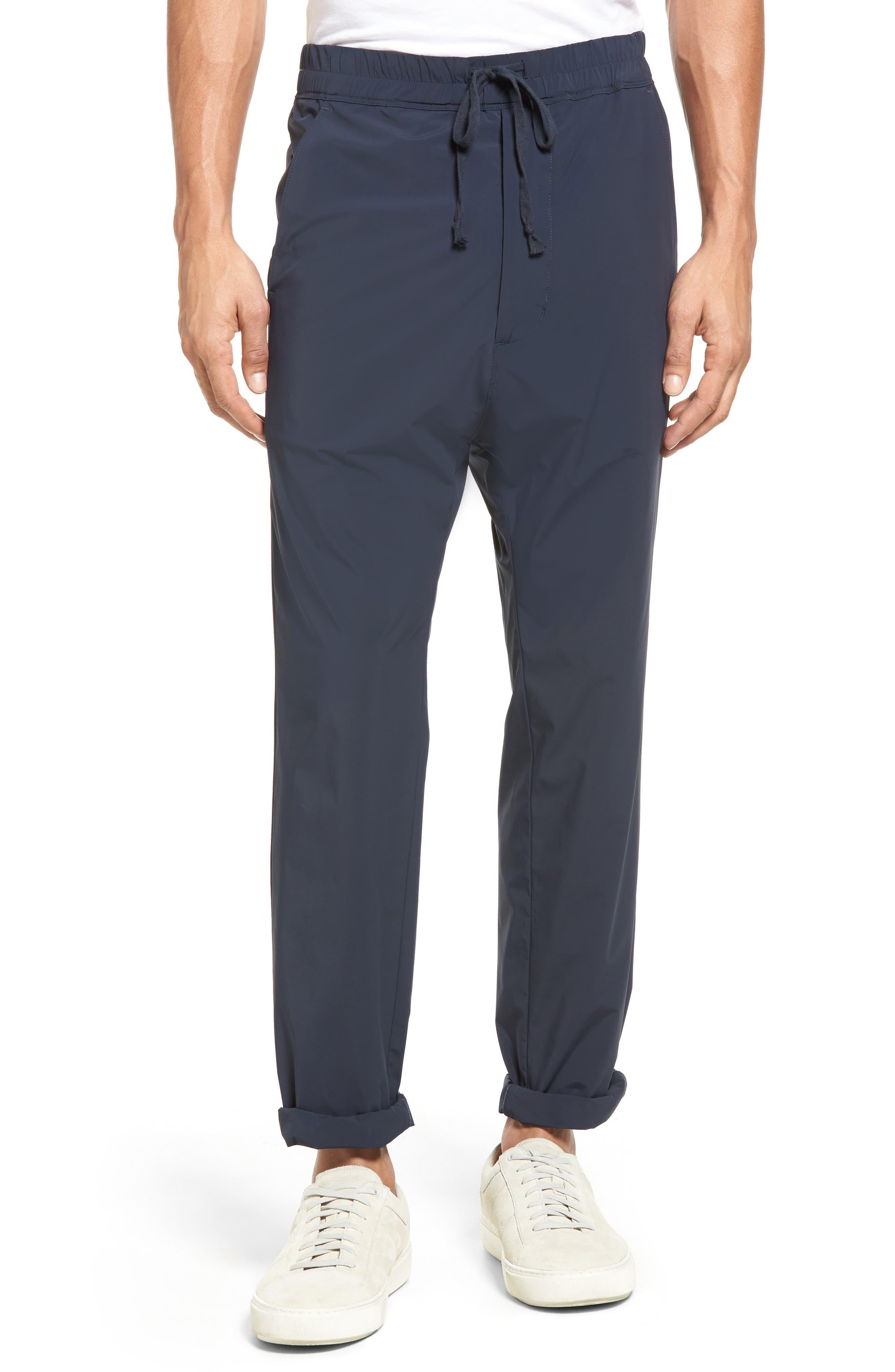 Vince Drop Crotch Jogger Pants