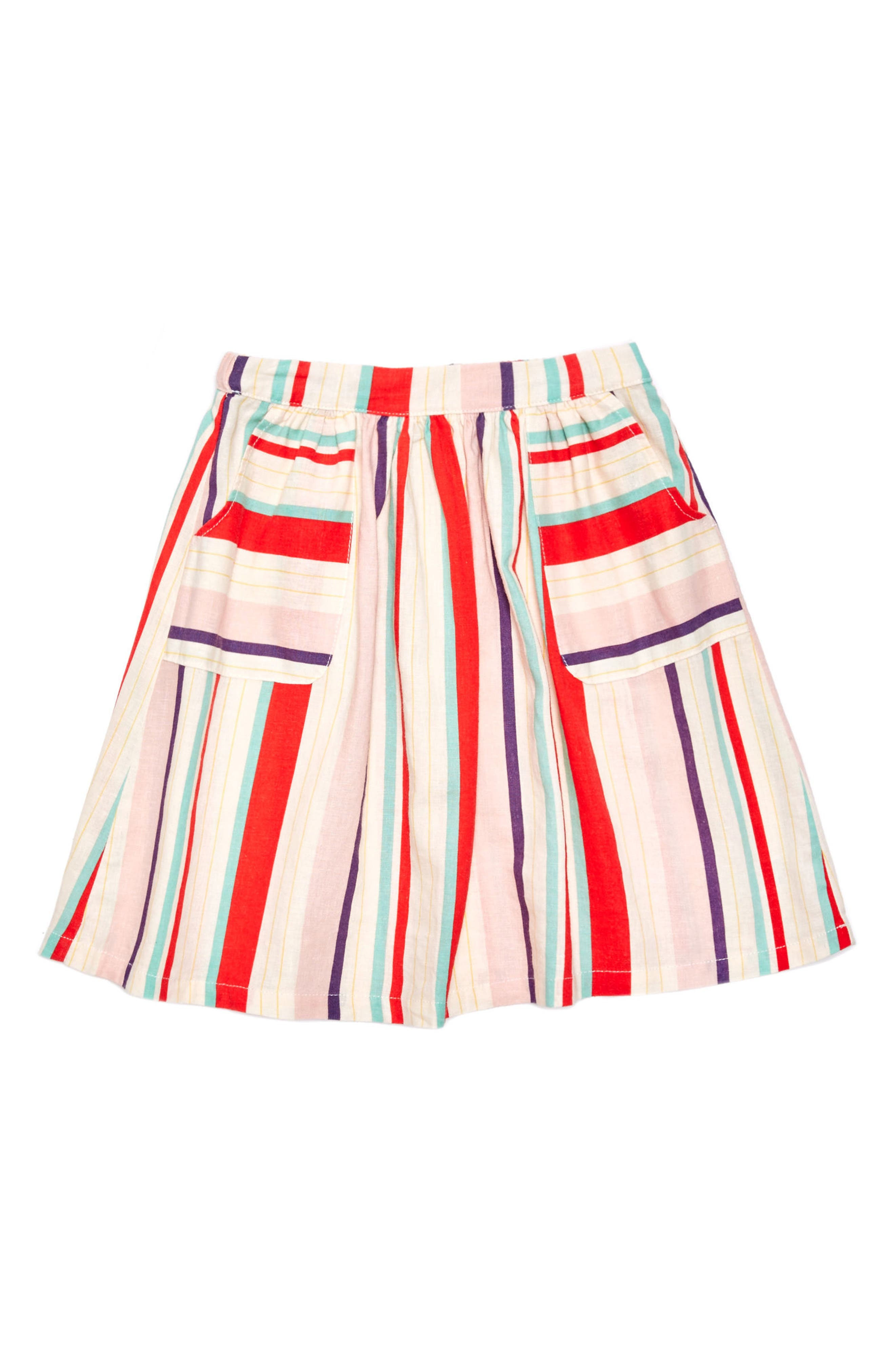 Margherita Print Skirt (Toddler Girls, Little Girls & Big Girls)
