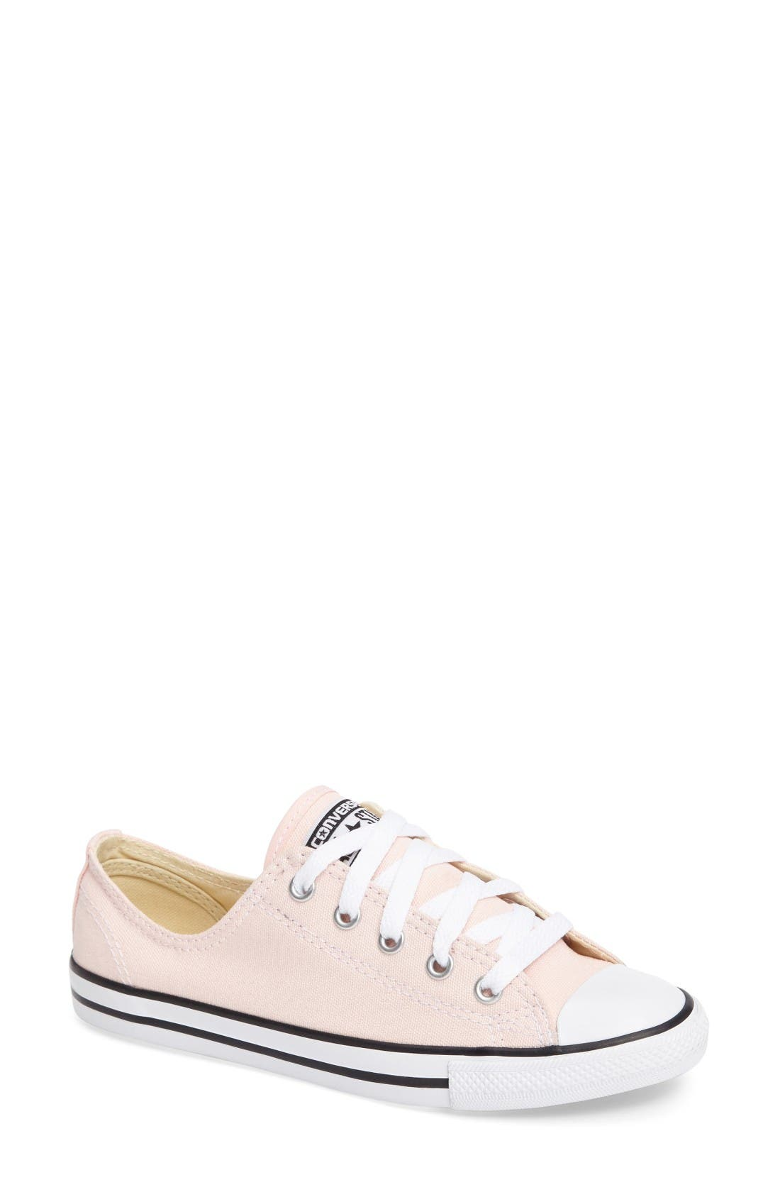 Alternate Image 1 Selected - Converse Chuck Taylor® All Star® 'Dainty' Low Top Sneaker (Women)