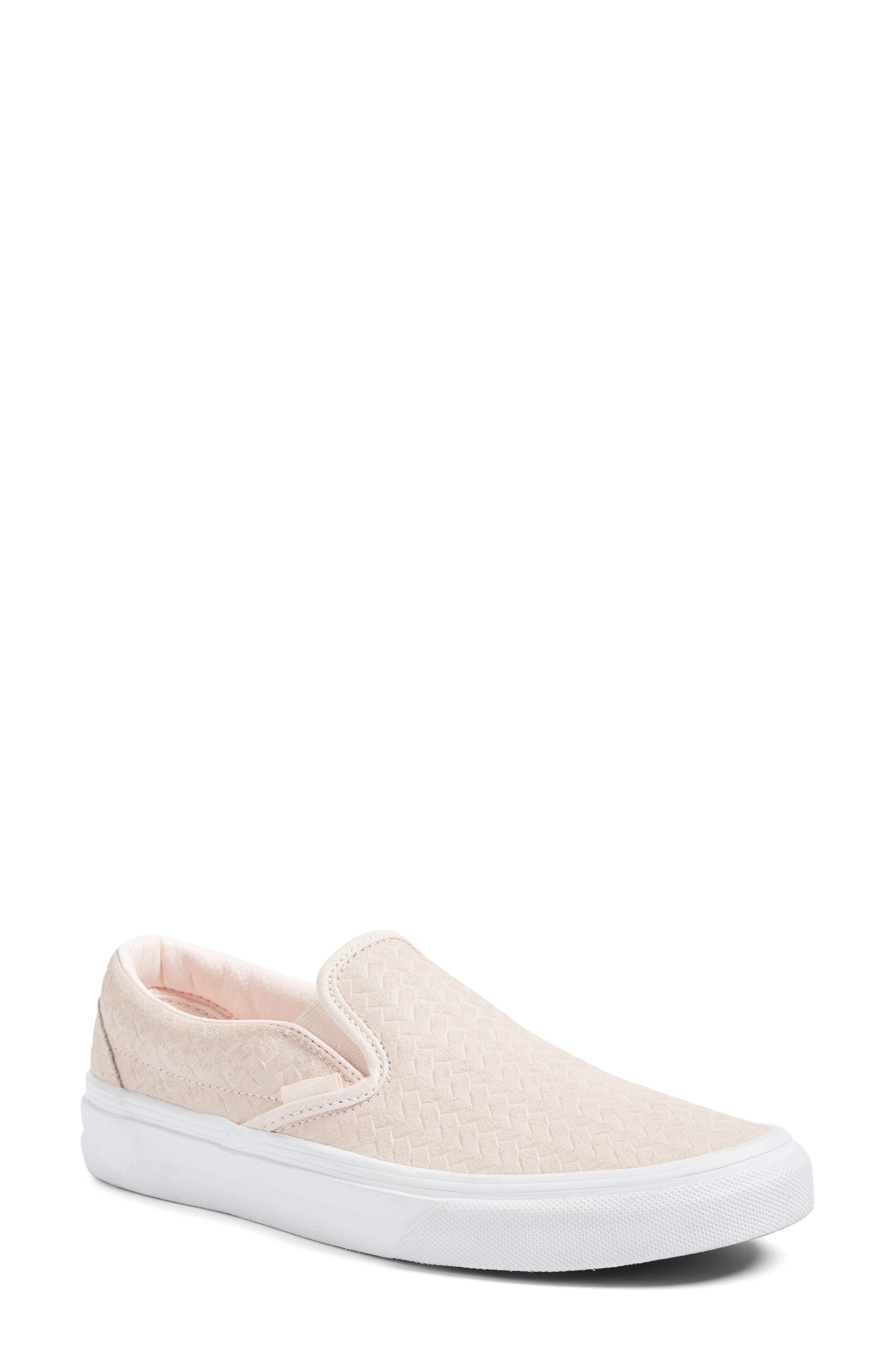 Alternate Image 1 Selected - Vans Classic Slip-On Sneaker (Women)