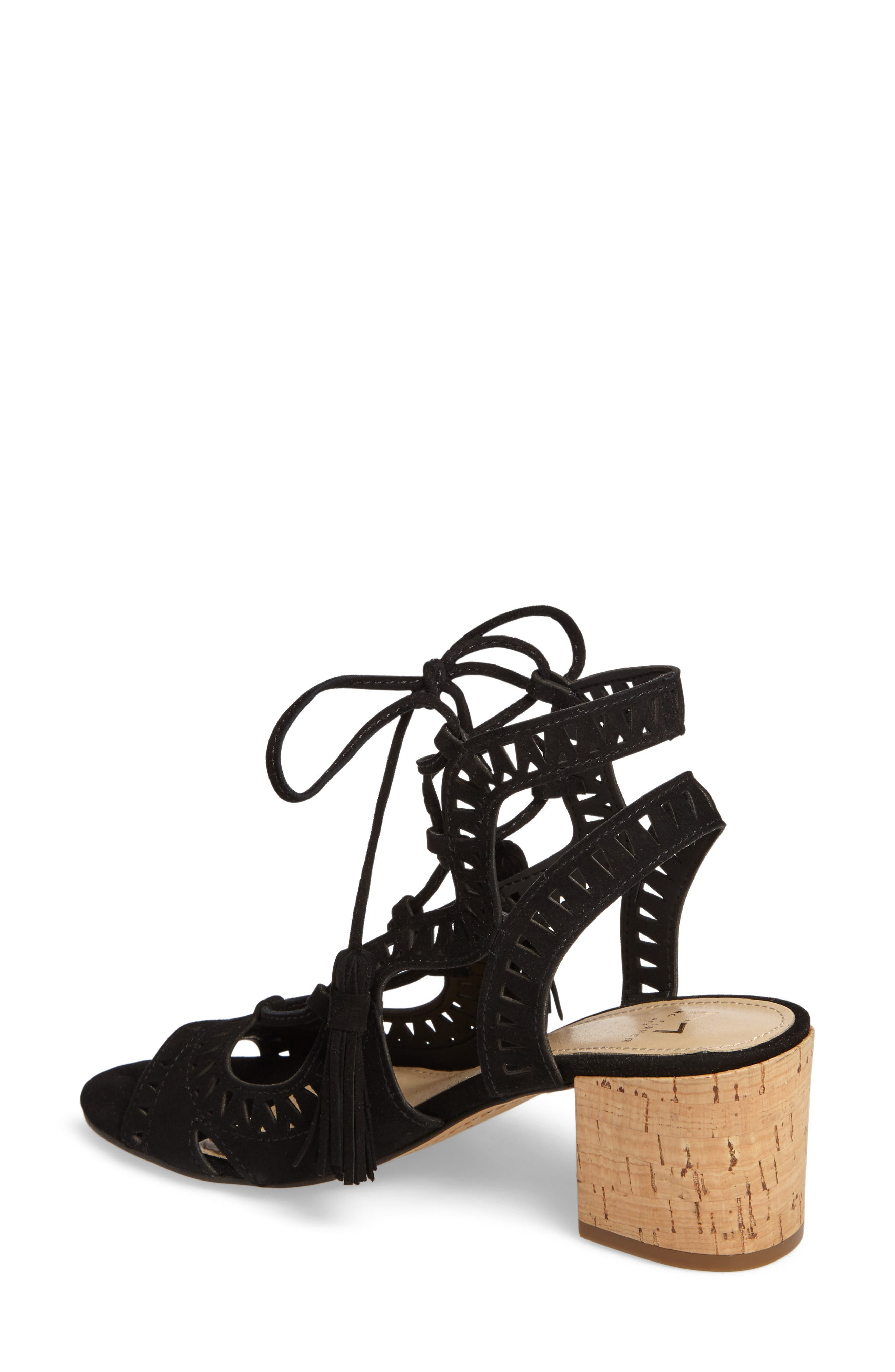 Alternate Image 2  - Marc Fisher LTD Remone Ghillie Lace Sandal (Women)