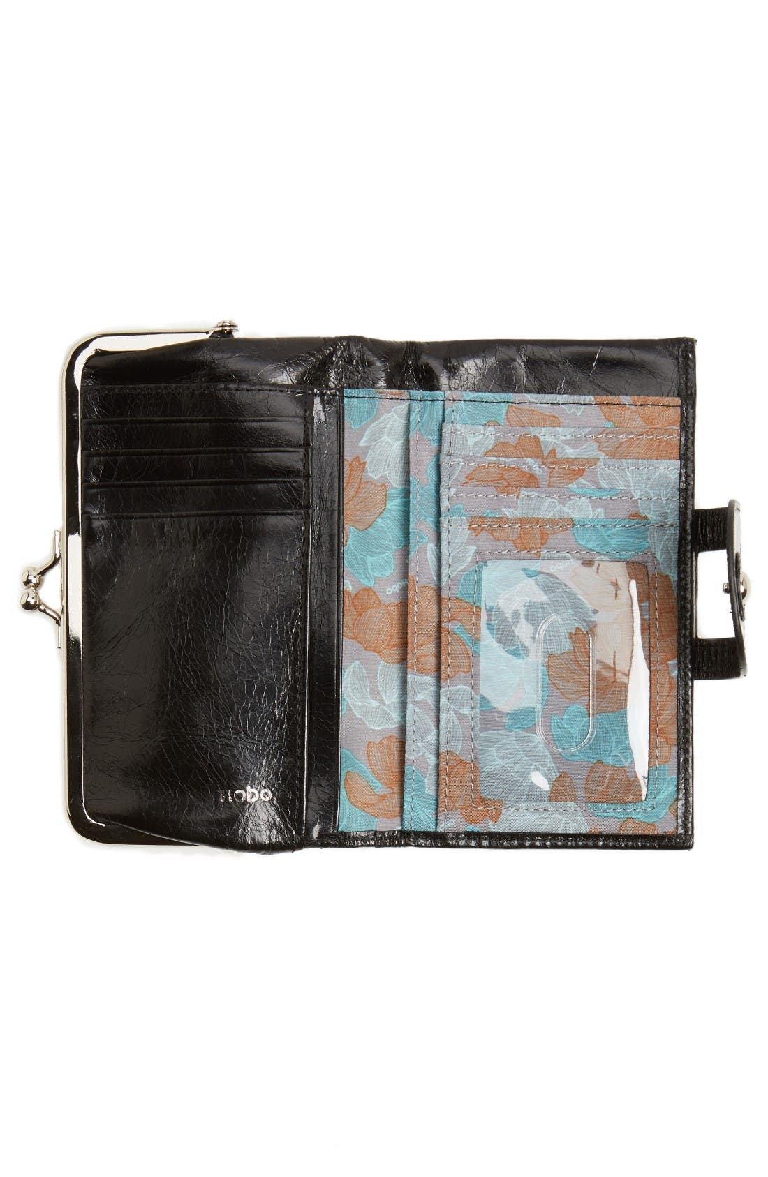 Alternate Image 2  - Hobo 'Alice' Leather Wallet