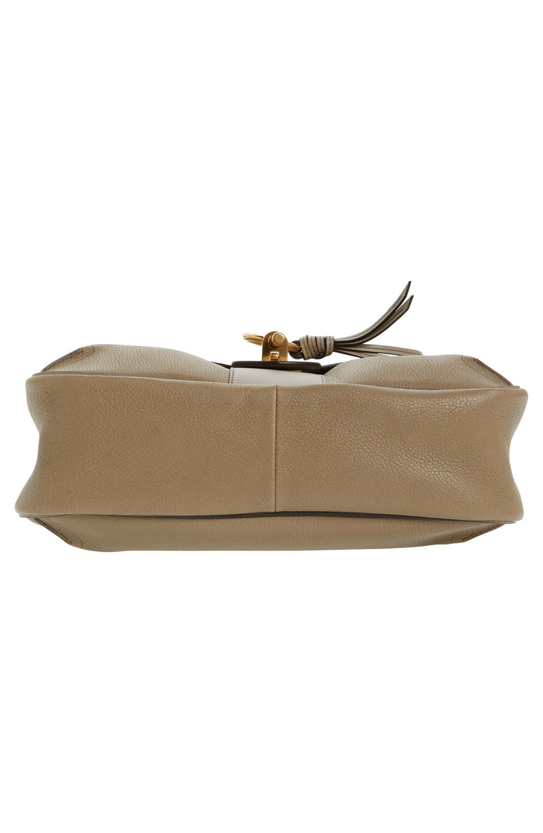 Alternate Image 4  - Chloé Medium Lexa Leather Shoulder Bag