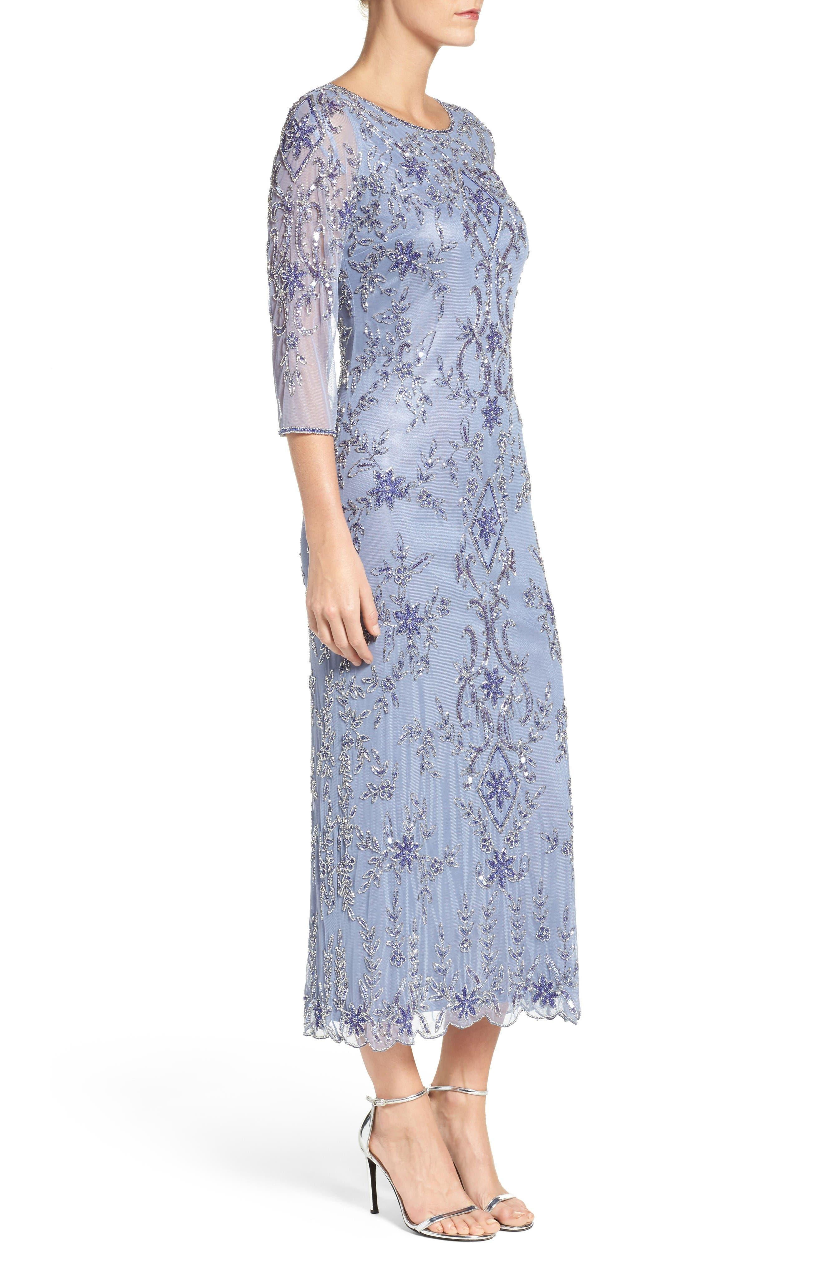 Alternate Image 3  - Pisarro Nights Embellished Mesh Dress