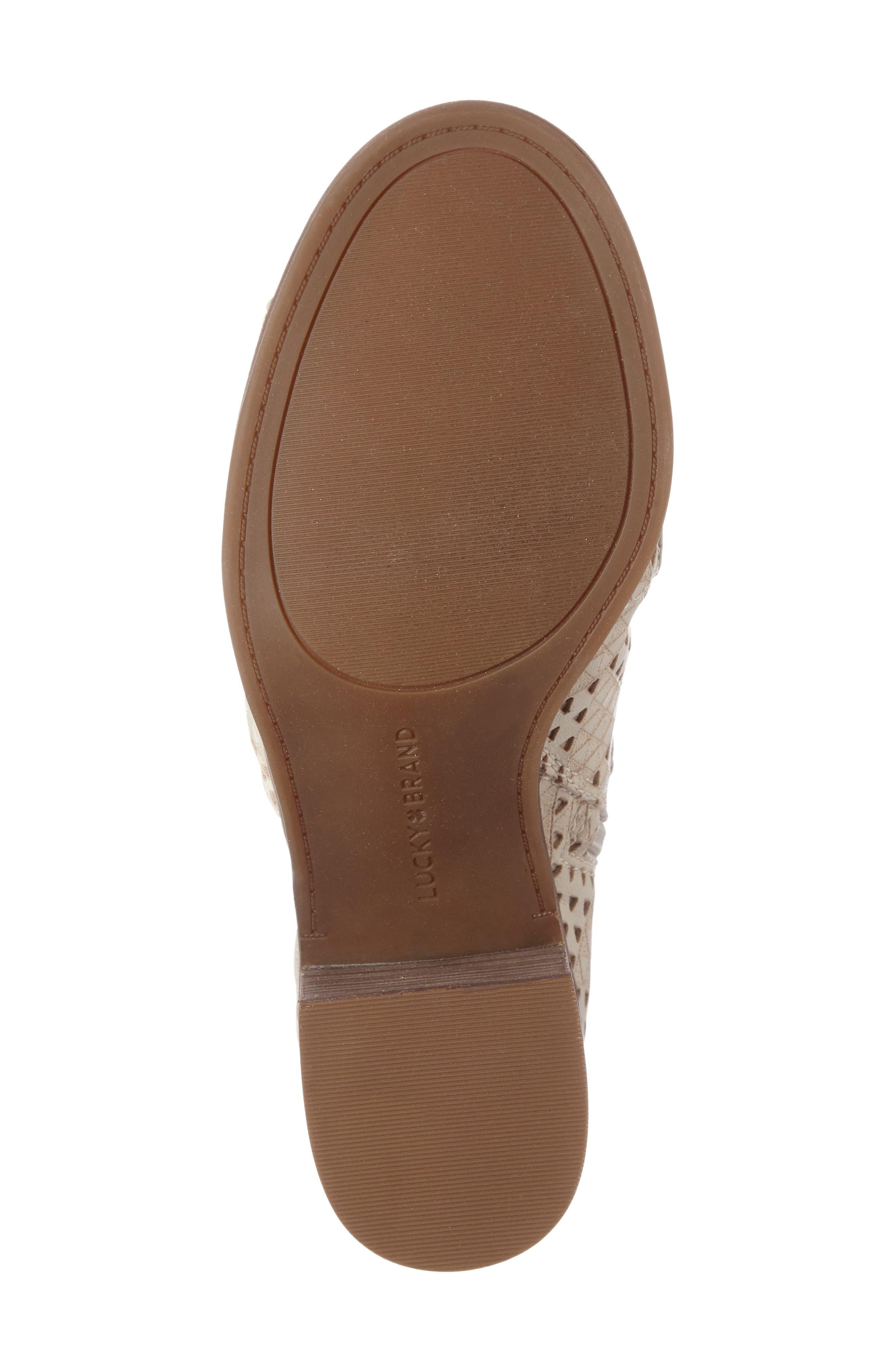 Alternate Image 4  - Lucky Kabott Block Heel Sandal (Women)