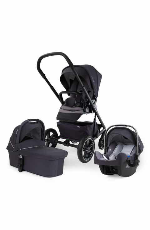 nuna MIXX™ Stroller System   PIPA™ Car Seat Set