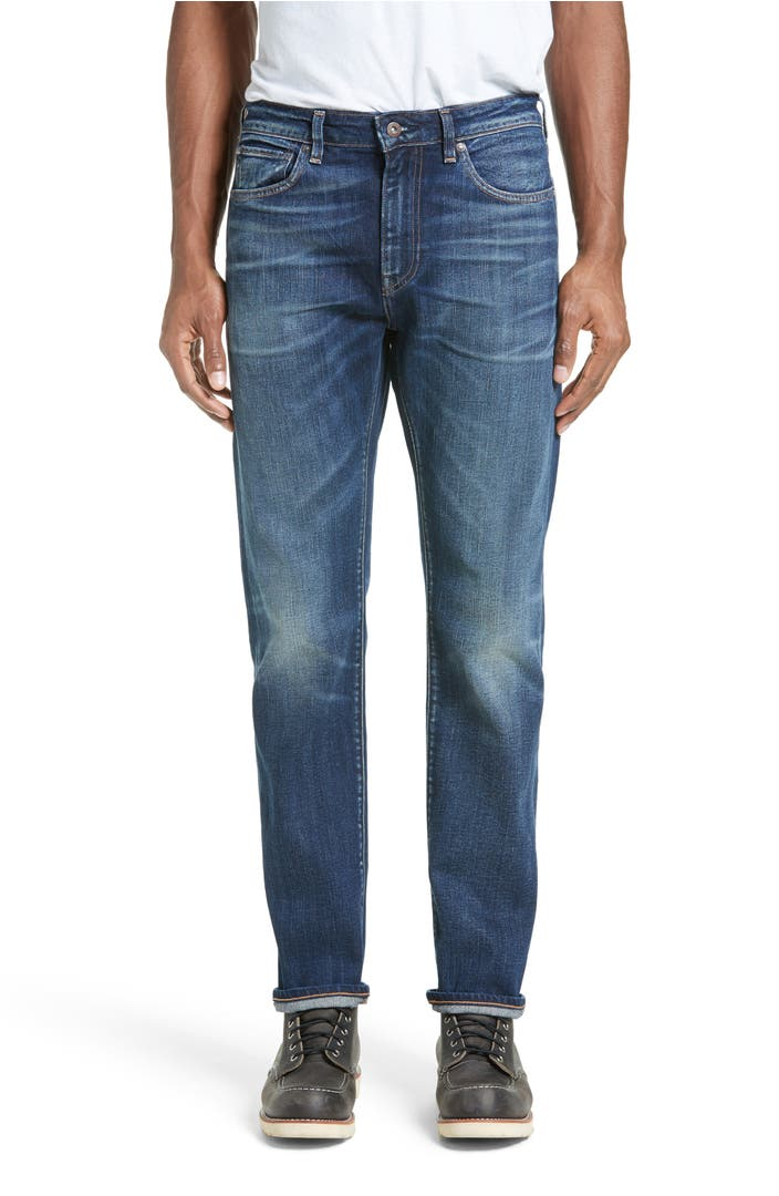 Levi 39 s made crafted tack slim fit jeans nordstrom for Levi s made and crafted