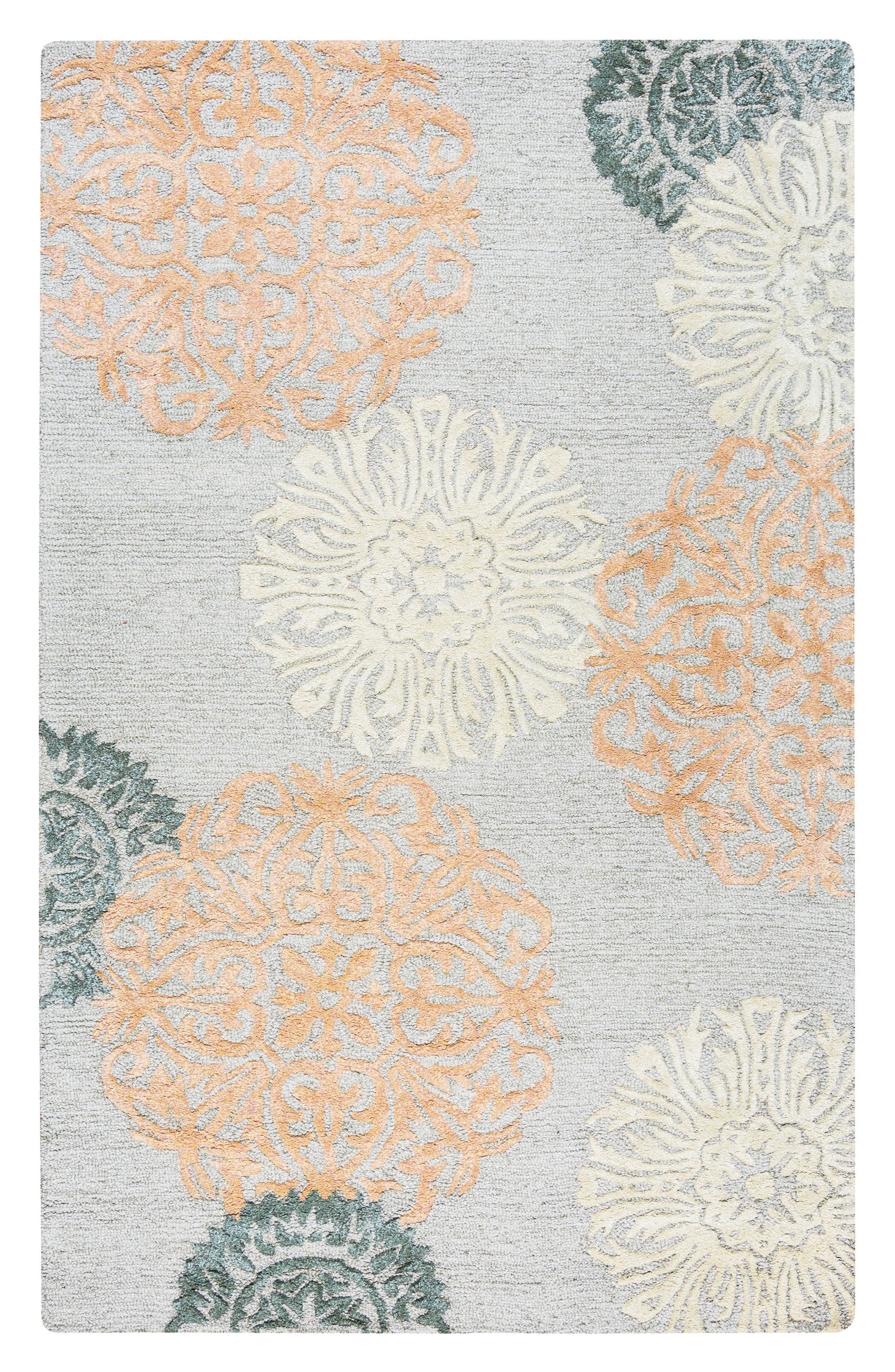 Rizzy Home 'Eden Harbor' Hand Tufted Wool Area Rug