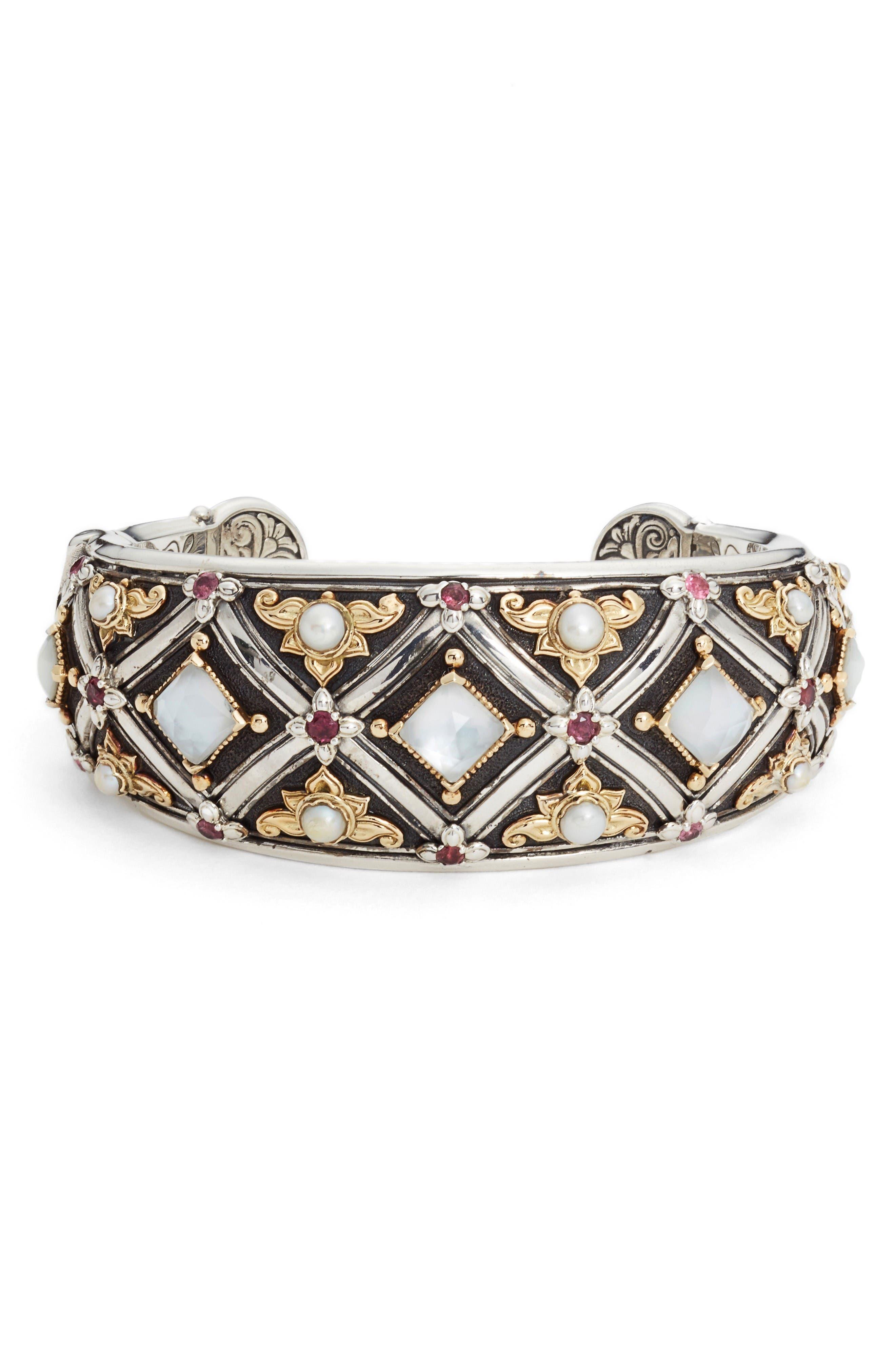 Main Image - Konstantino Nemesis Cuff Bracelet