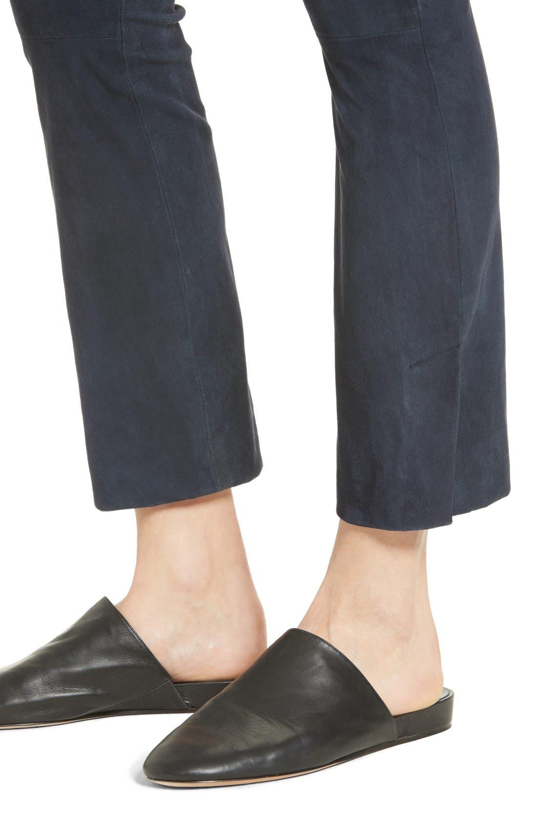 Alternate Image 4  - Vince Suede Crop Pants