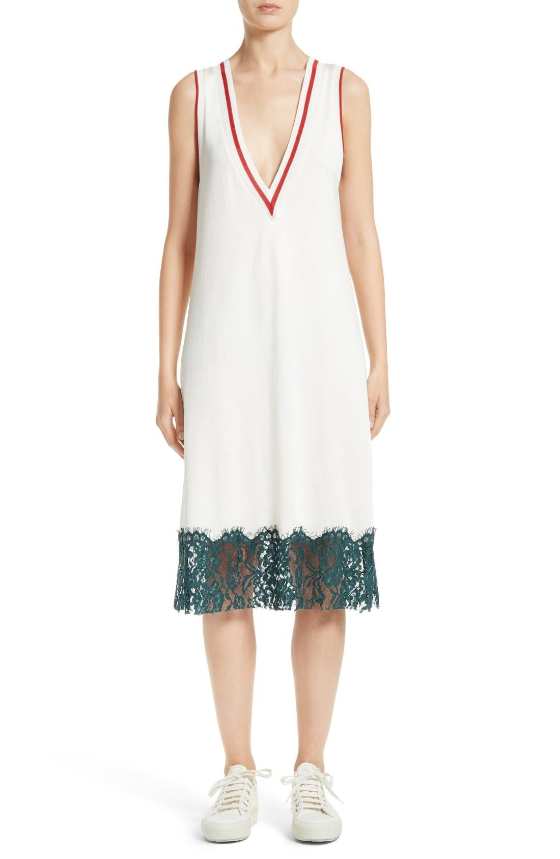 MM6 MAISON MARGIELA Varsity Dress