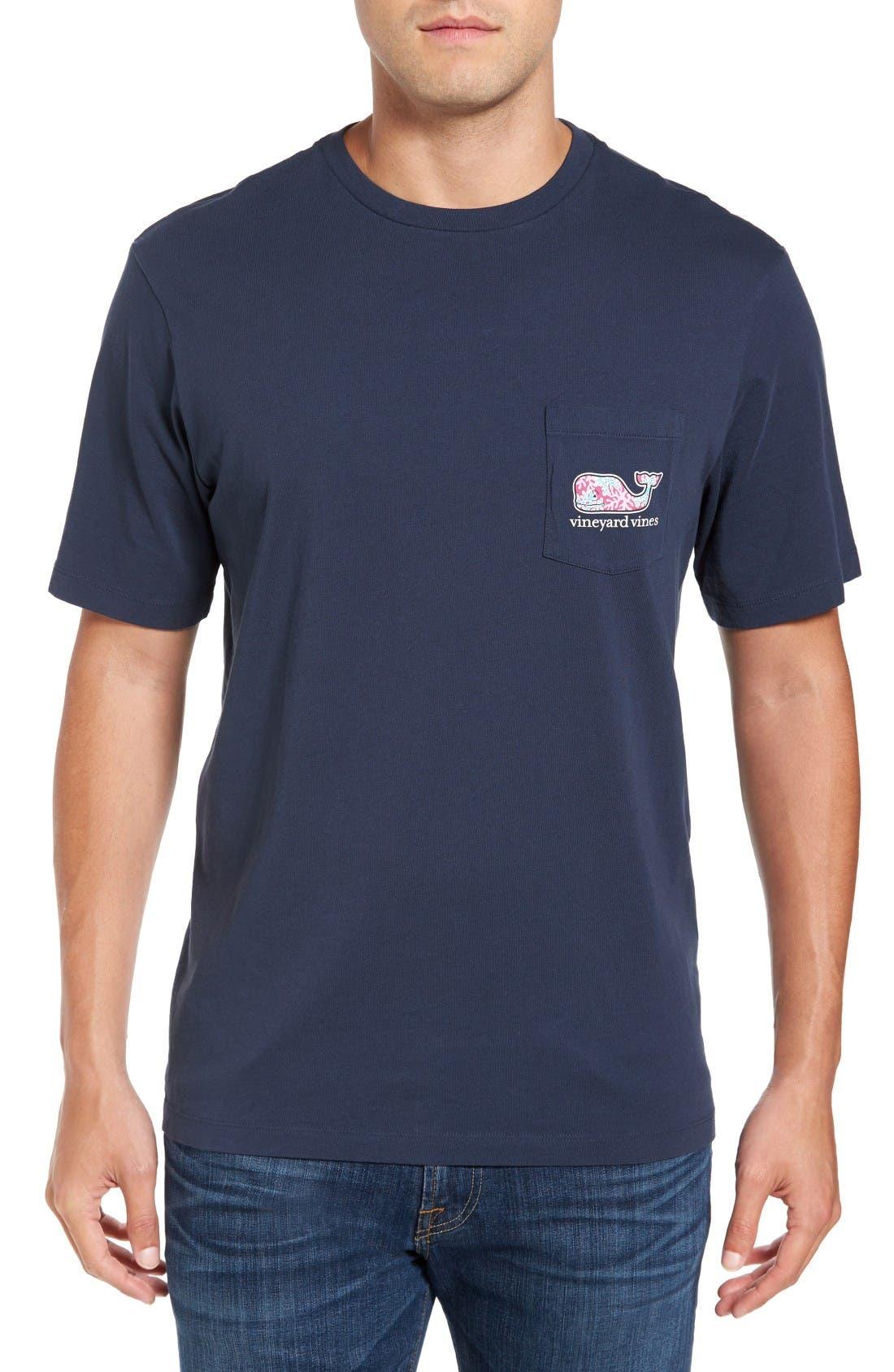 Alternate Image 2  - Vineyard Vines Marlin & Coral T-Shirt