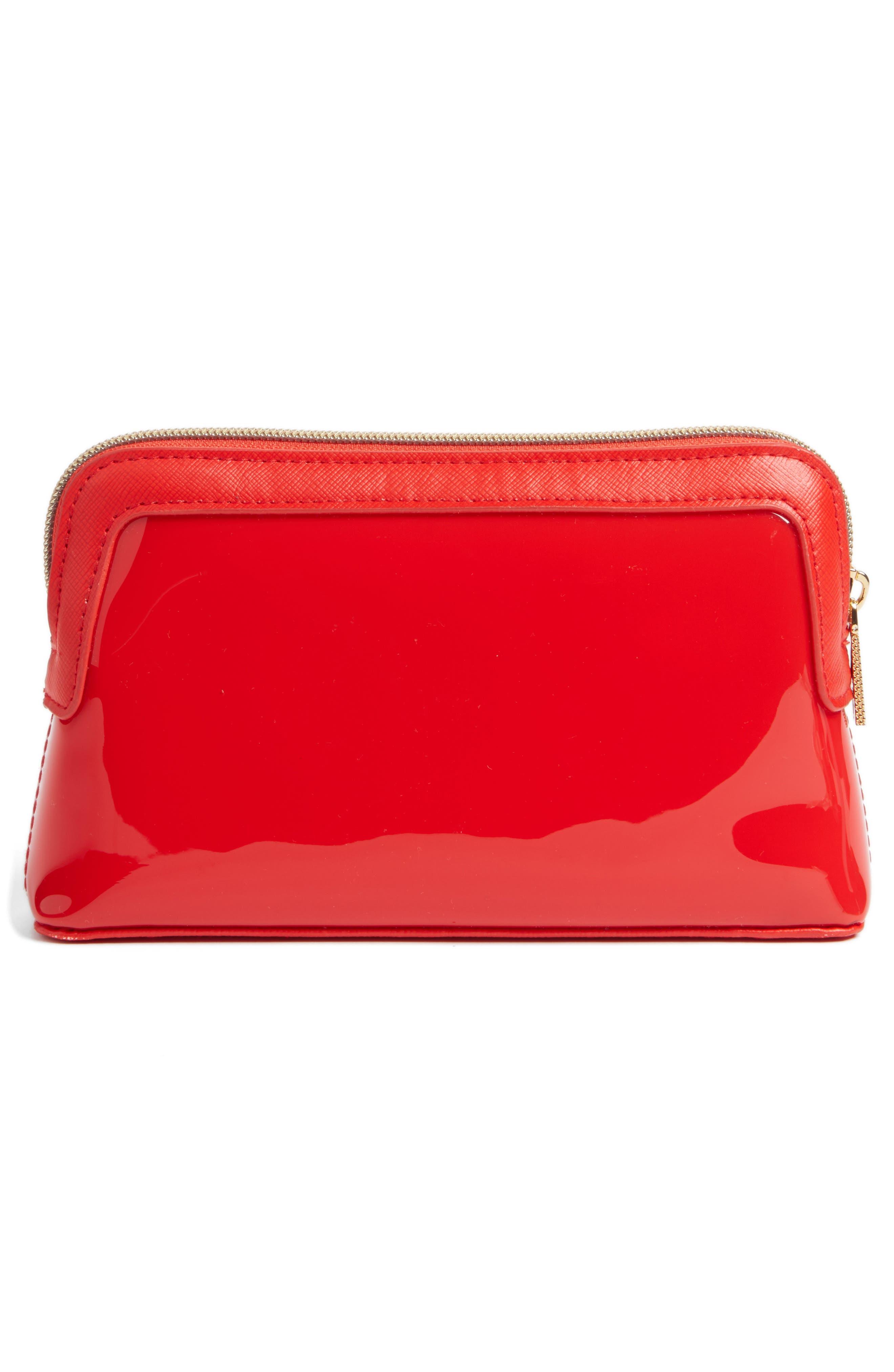Alternate Image 2  - Ted Baker London Heart Cosmetics Bag
