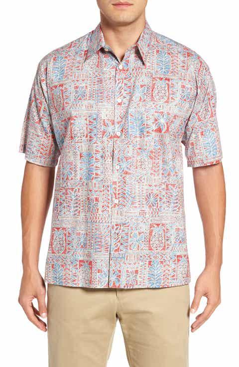 Tori Richard Sweet Life Regular Fit Print Sport Shirt