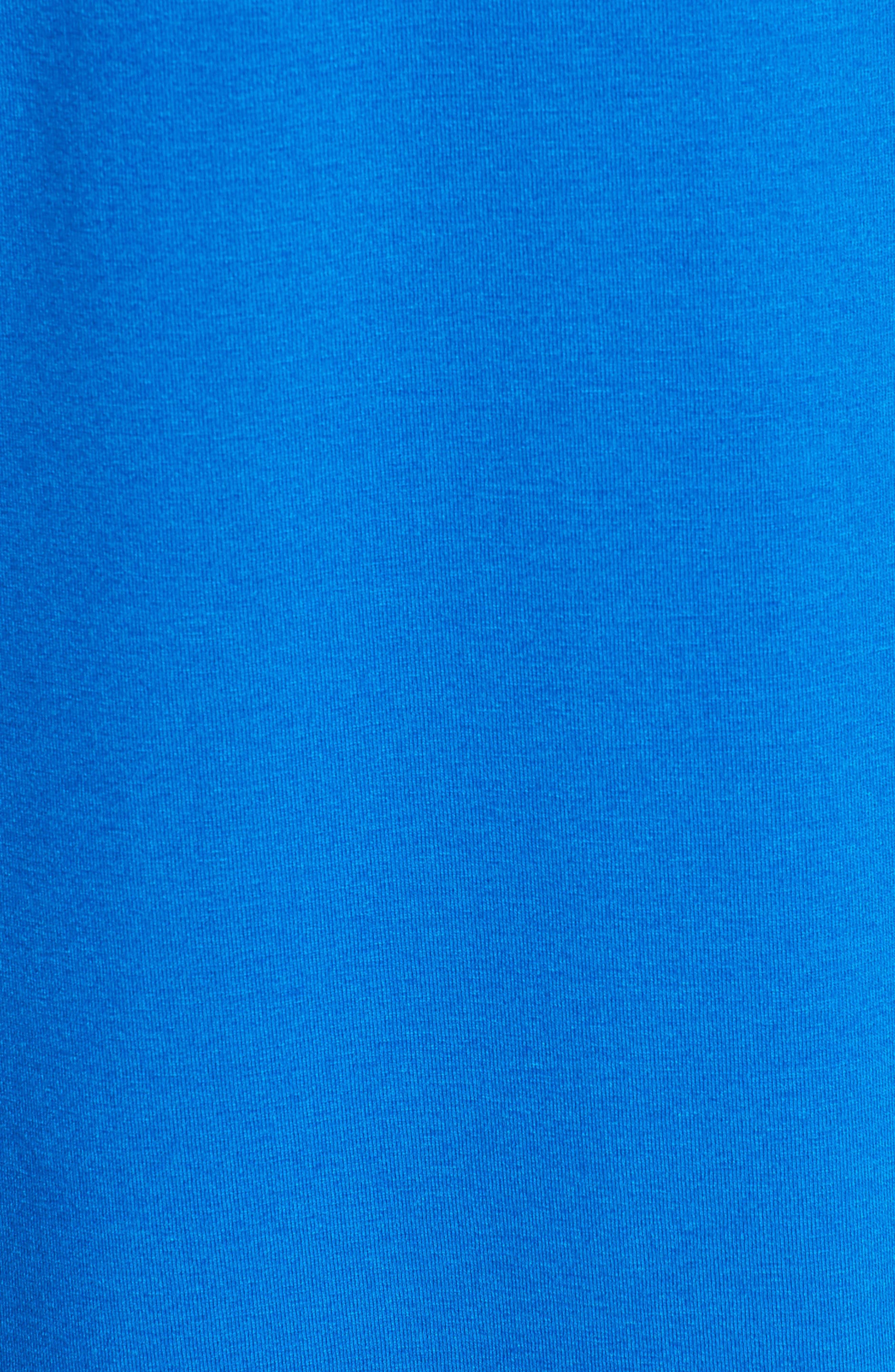 Alternate Image 5  - Eileen Fisher V-Neck Jersey Shift Dress (Regular & Petite)
