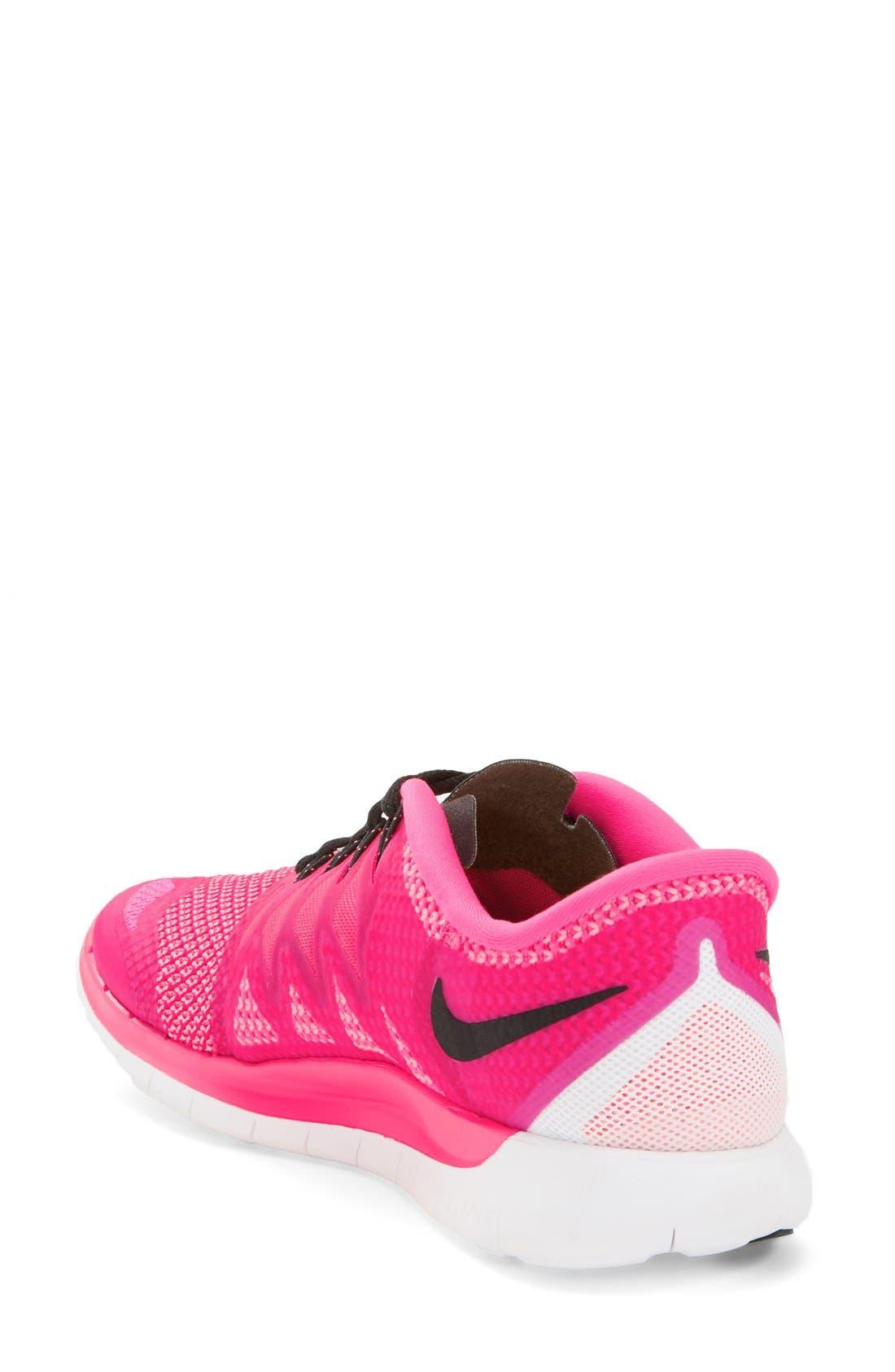 Alternate Image 2  - Nike 'Free 5.0 14' Running Shoe (Women)