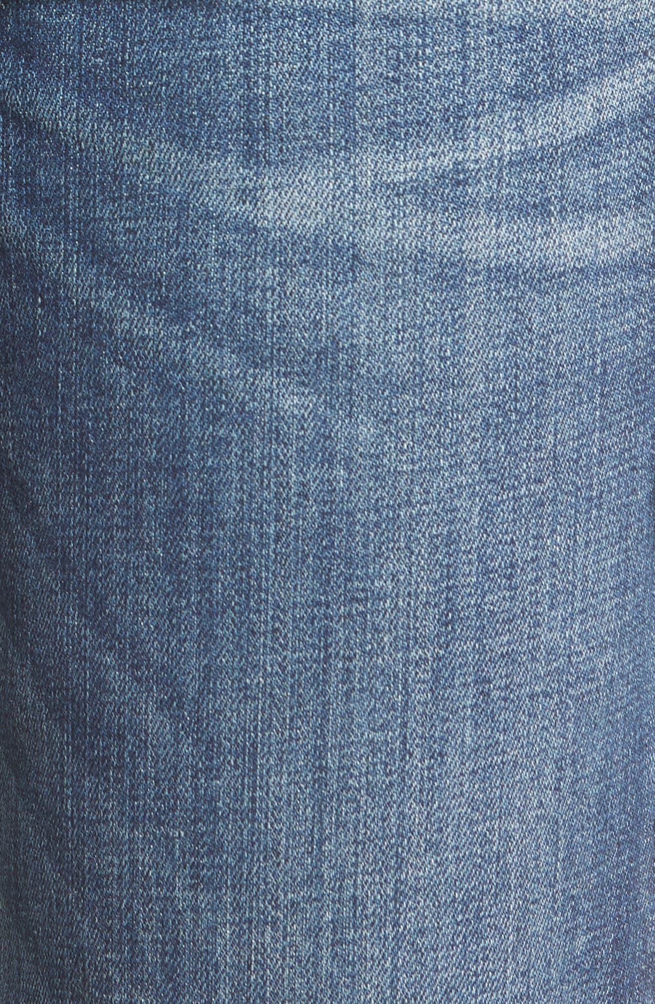 Alternate Image 5  - KUT from the Kloth Catherine Boyfriend Jeans (Doubtless)