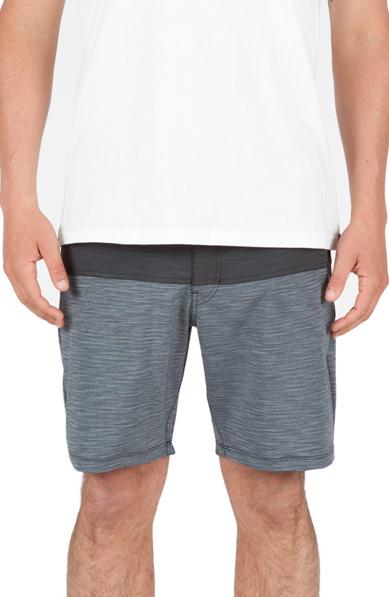 Volcom Block Hybrid Shorts