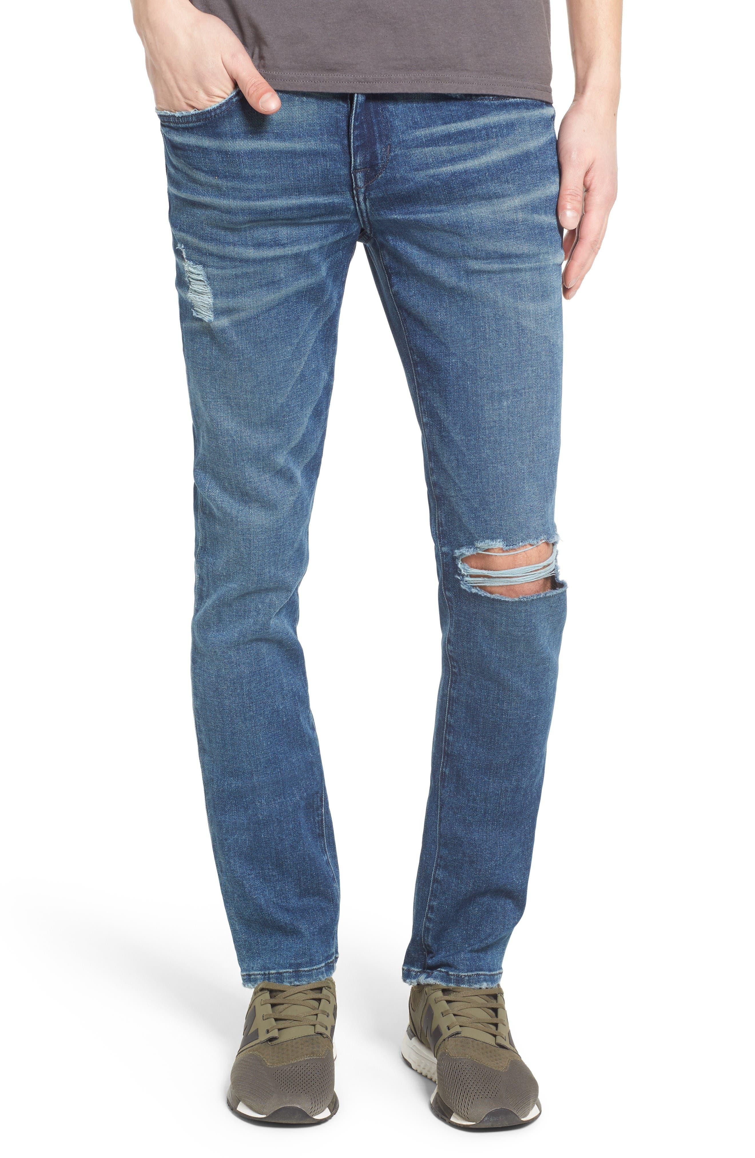 Joe's Slim Skinny Fit Jeans (Doss)