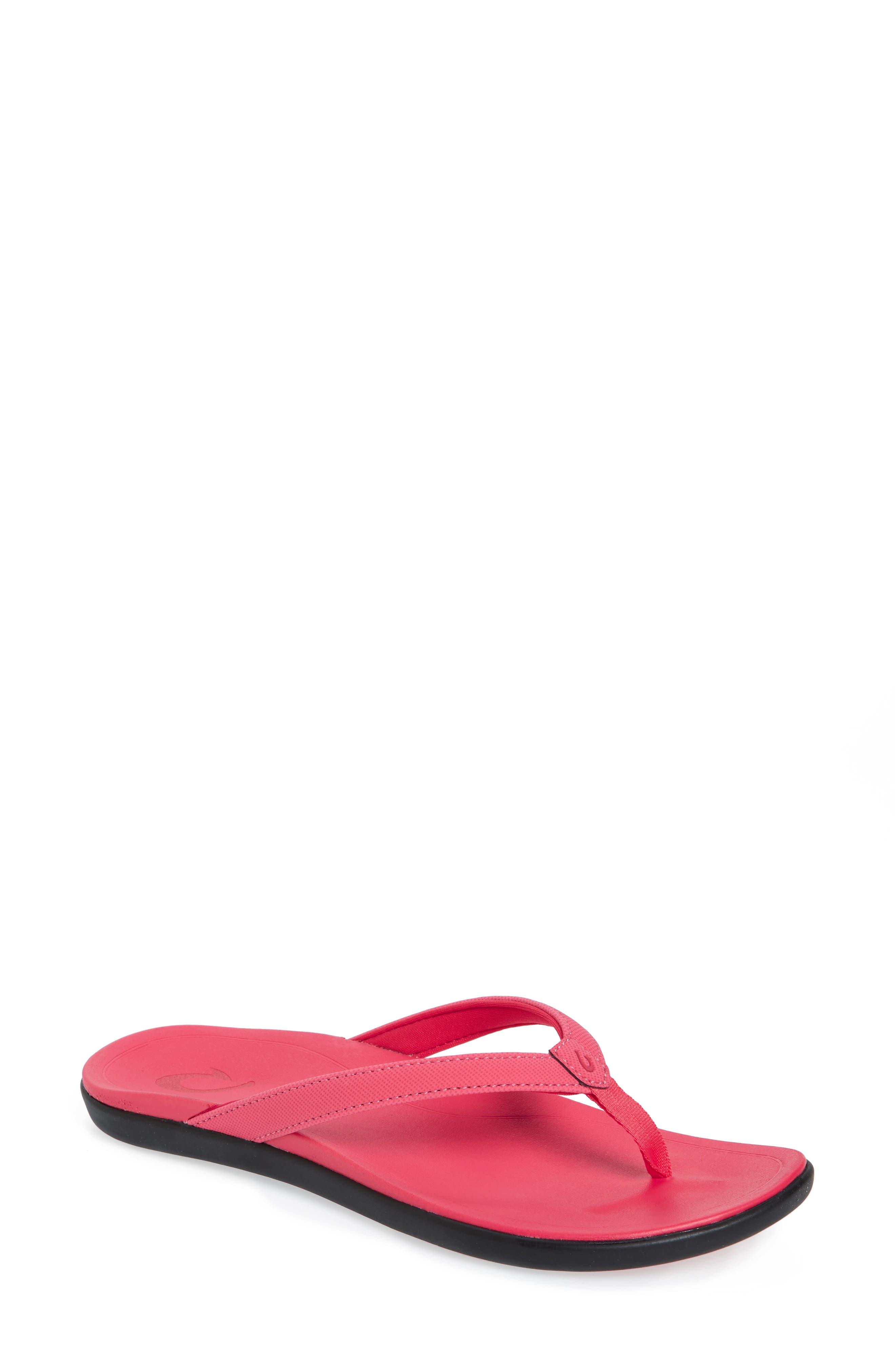 OluKai 'Ho Opio' Flip Flop (Women)