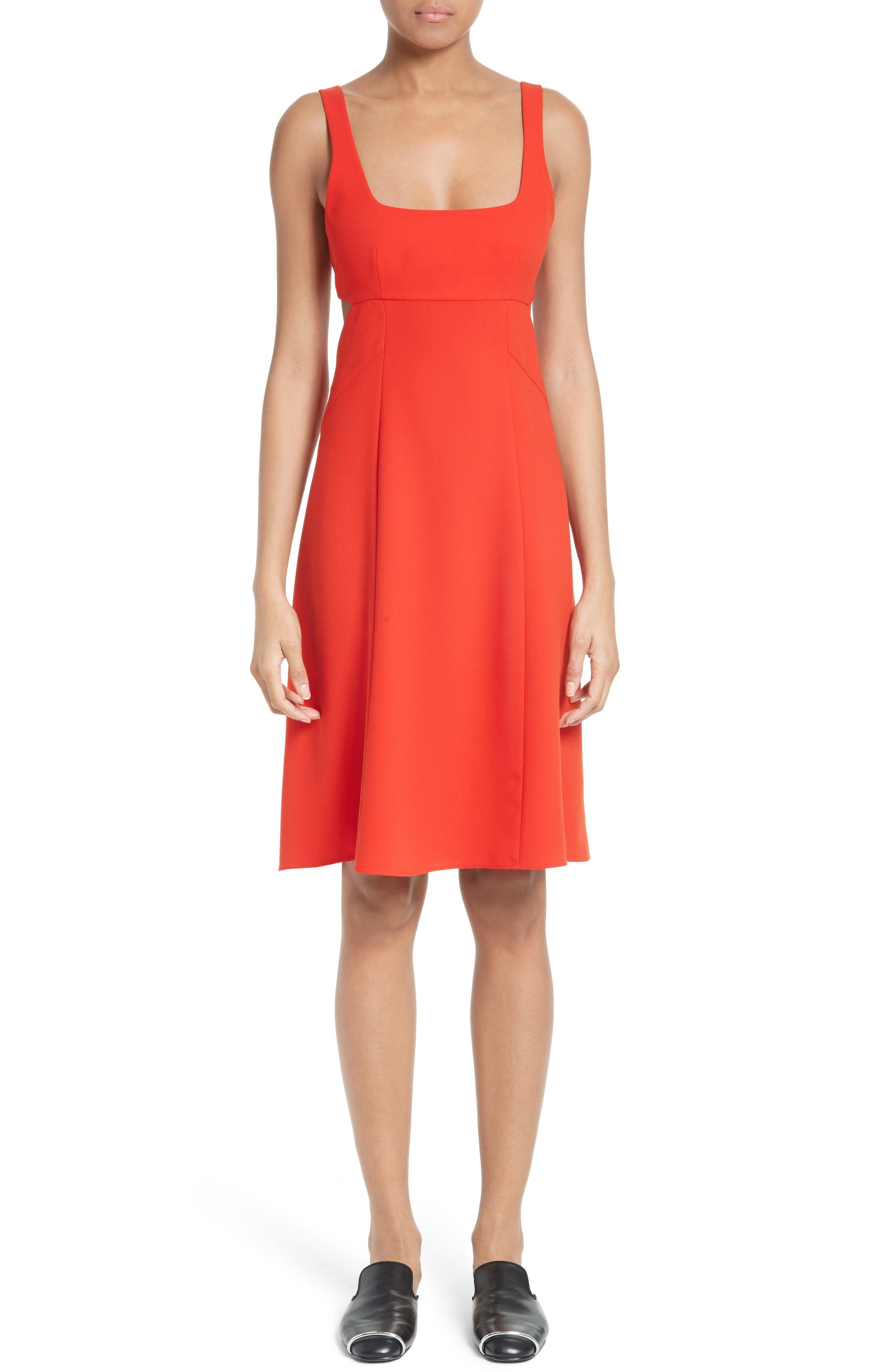 T BY ALEXANDER WANG Fit & Flare Dress