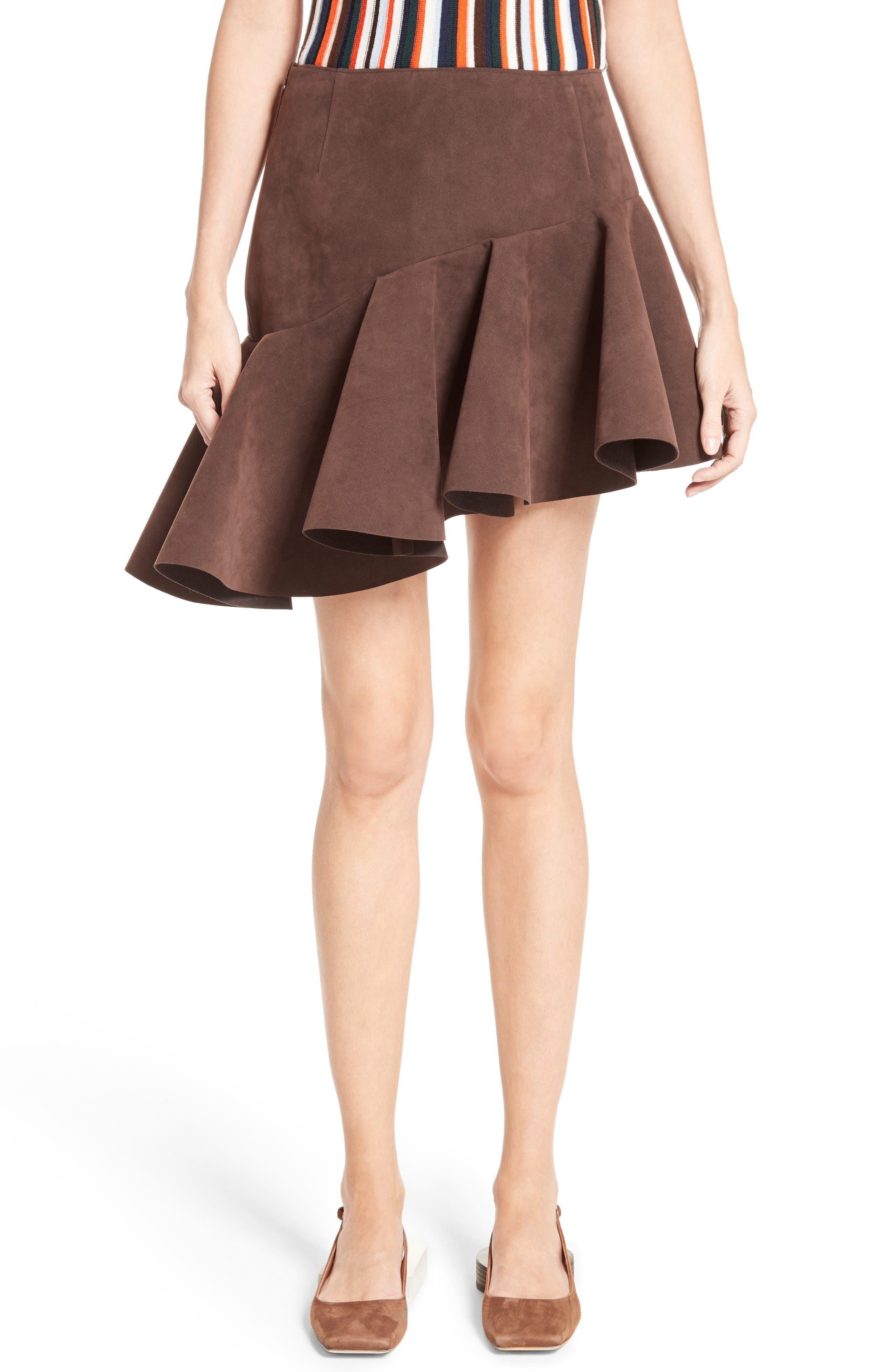 Jacquemus Camargue Skirt