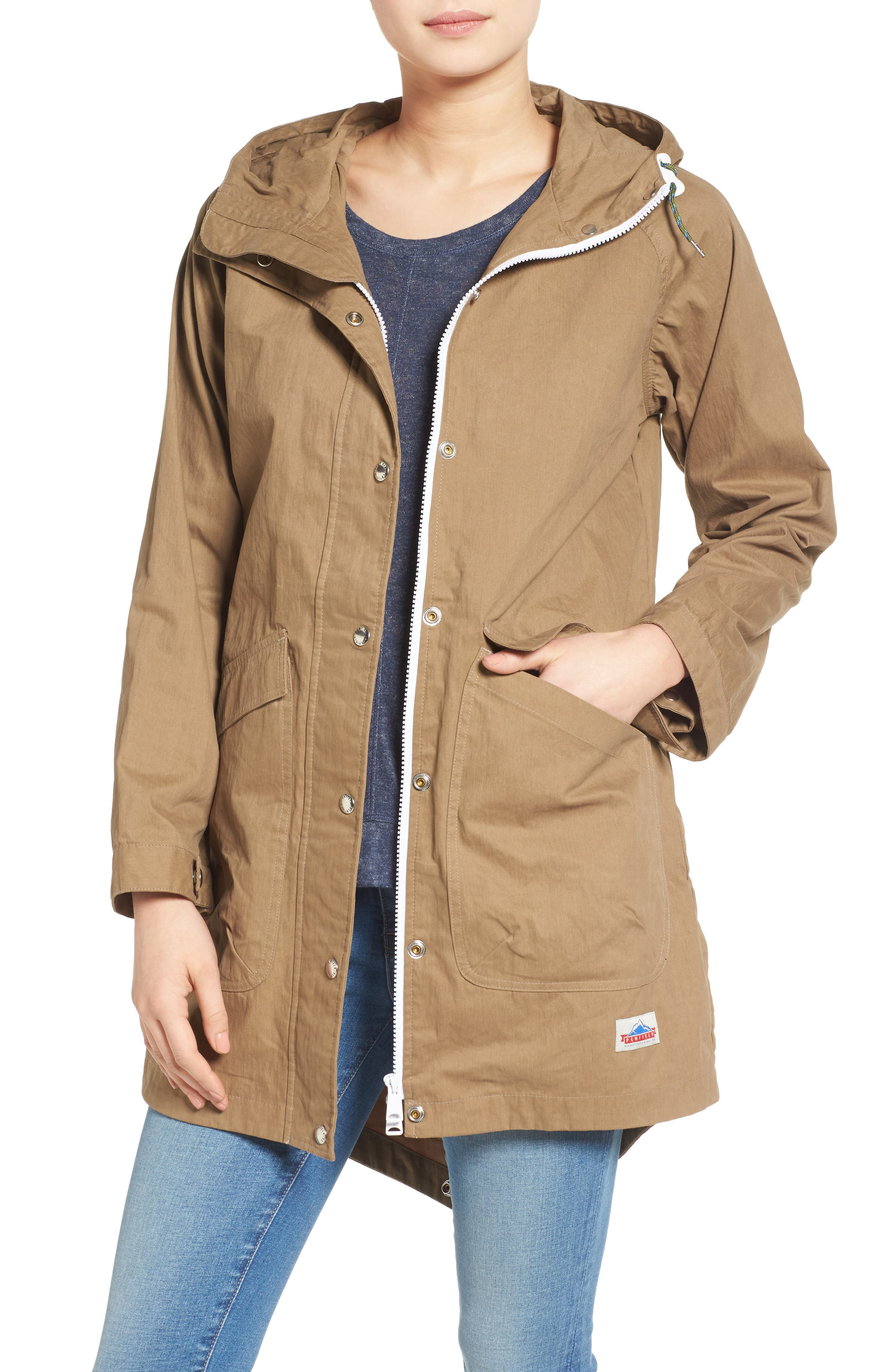 Penfield Kingman Hooded Fishtail Parka