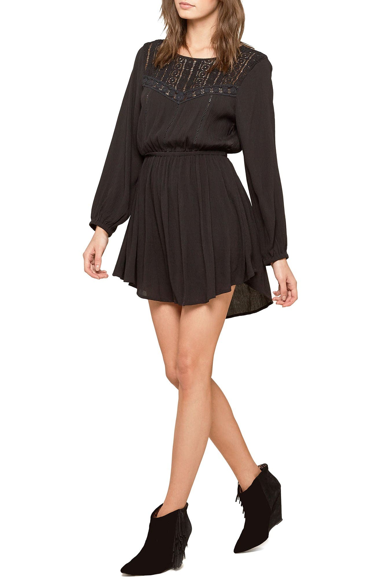 Amuse Society Portia Skater Dress