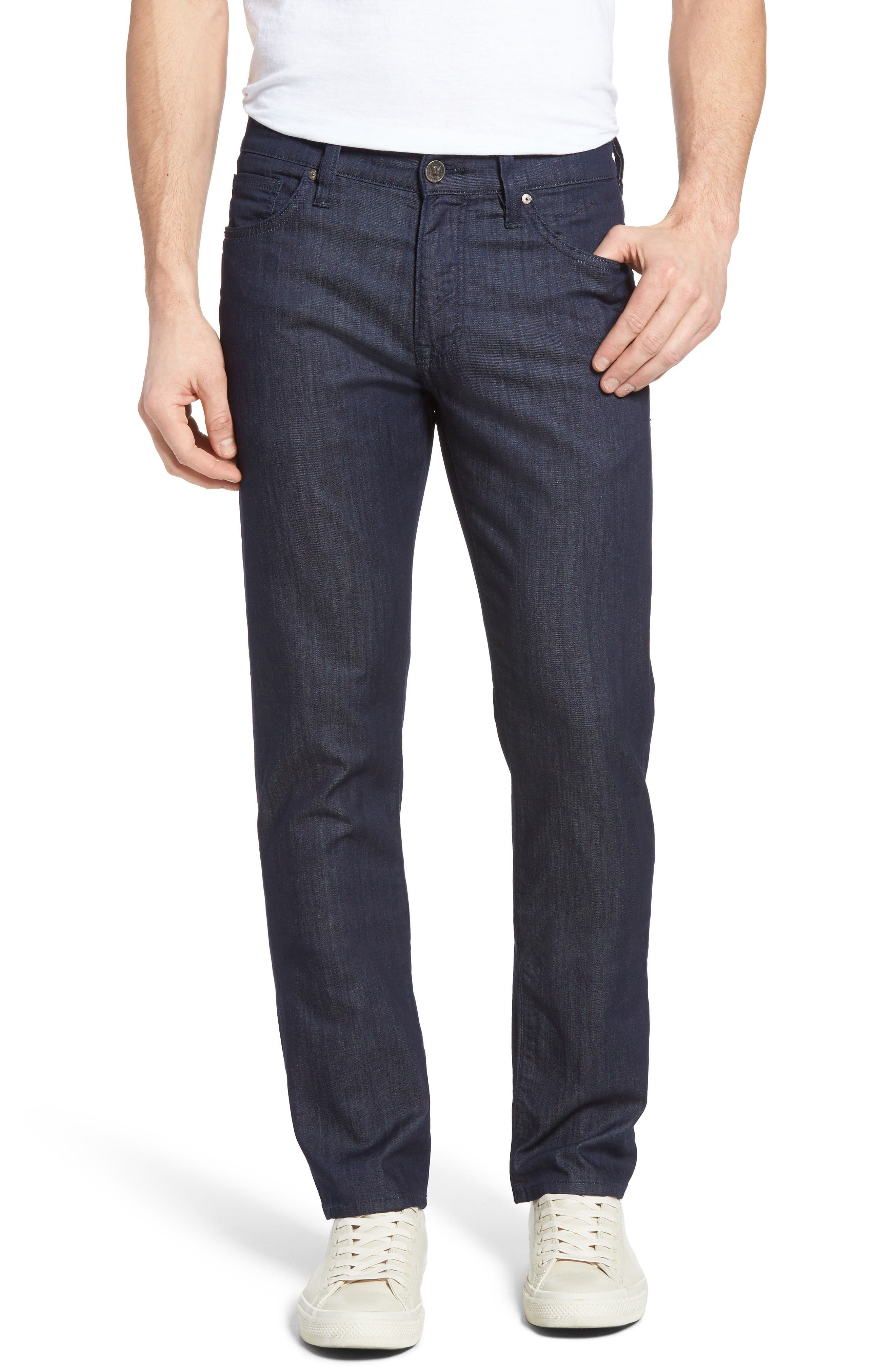 34 Heritage Courage Straight Leg Jeans (Rinse Summer)