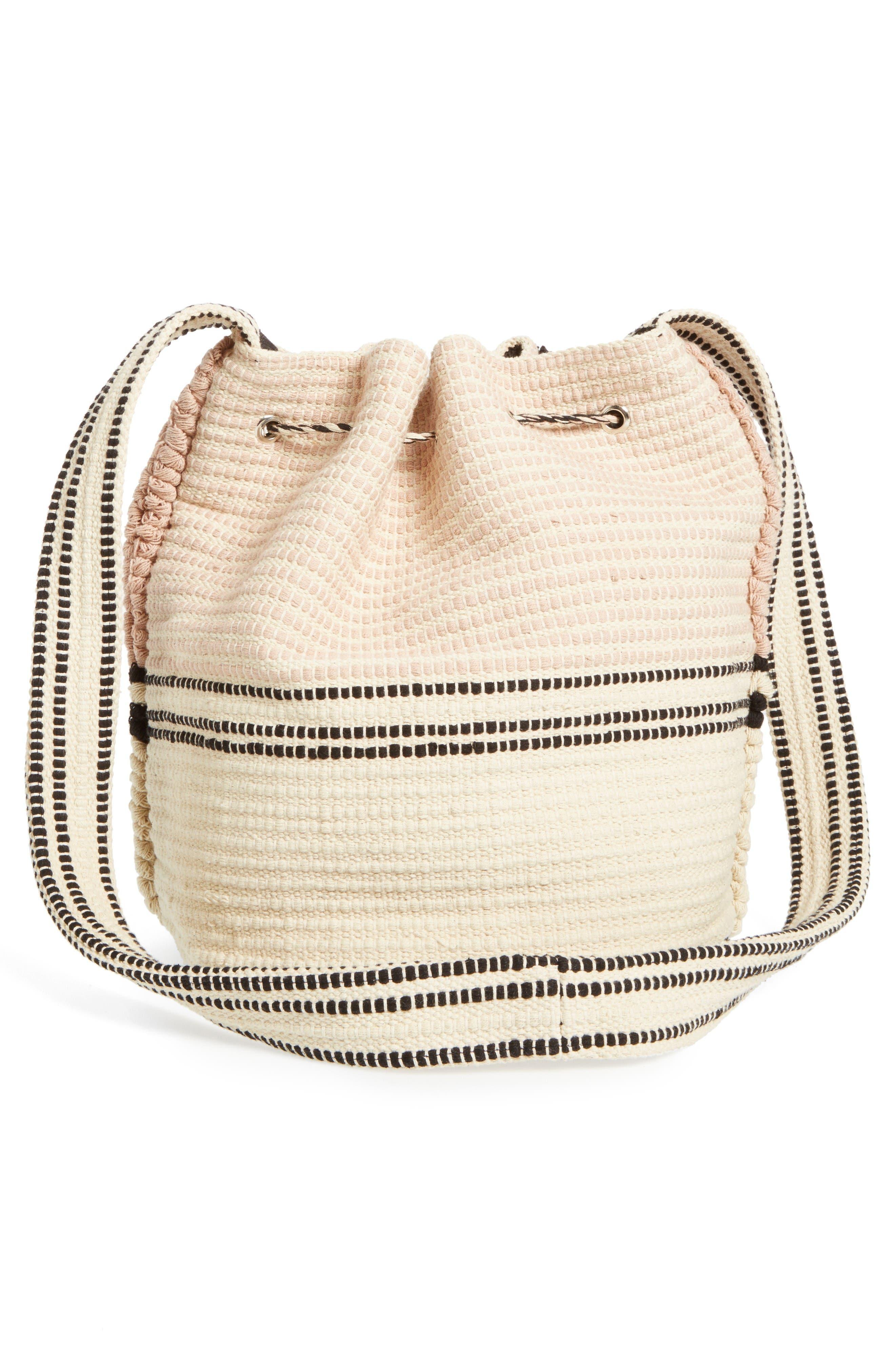 Alternate Image 2  - Sole Society Kenya Bucket Bag