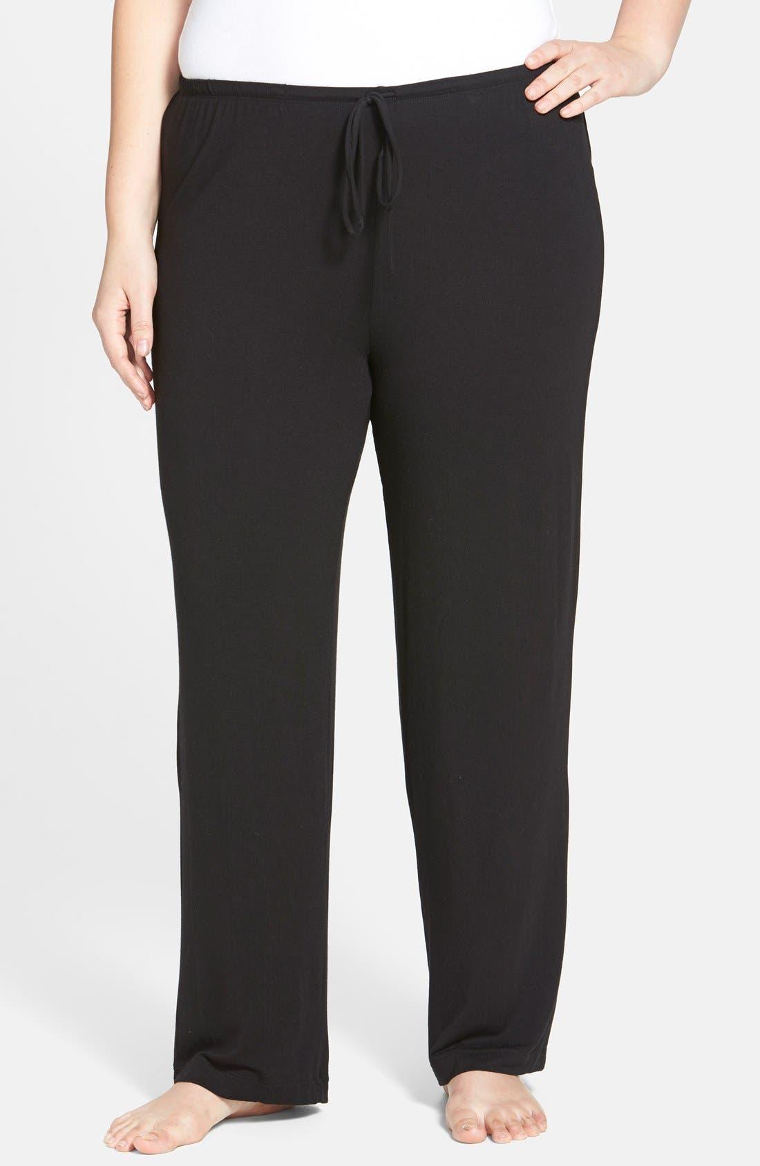 DKNY 'Urban Essentials' Pants (Plus Size)