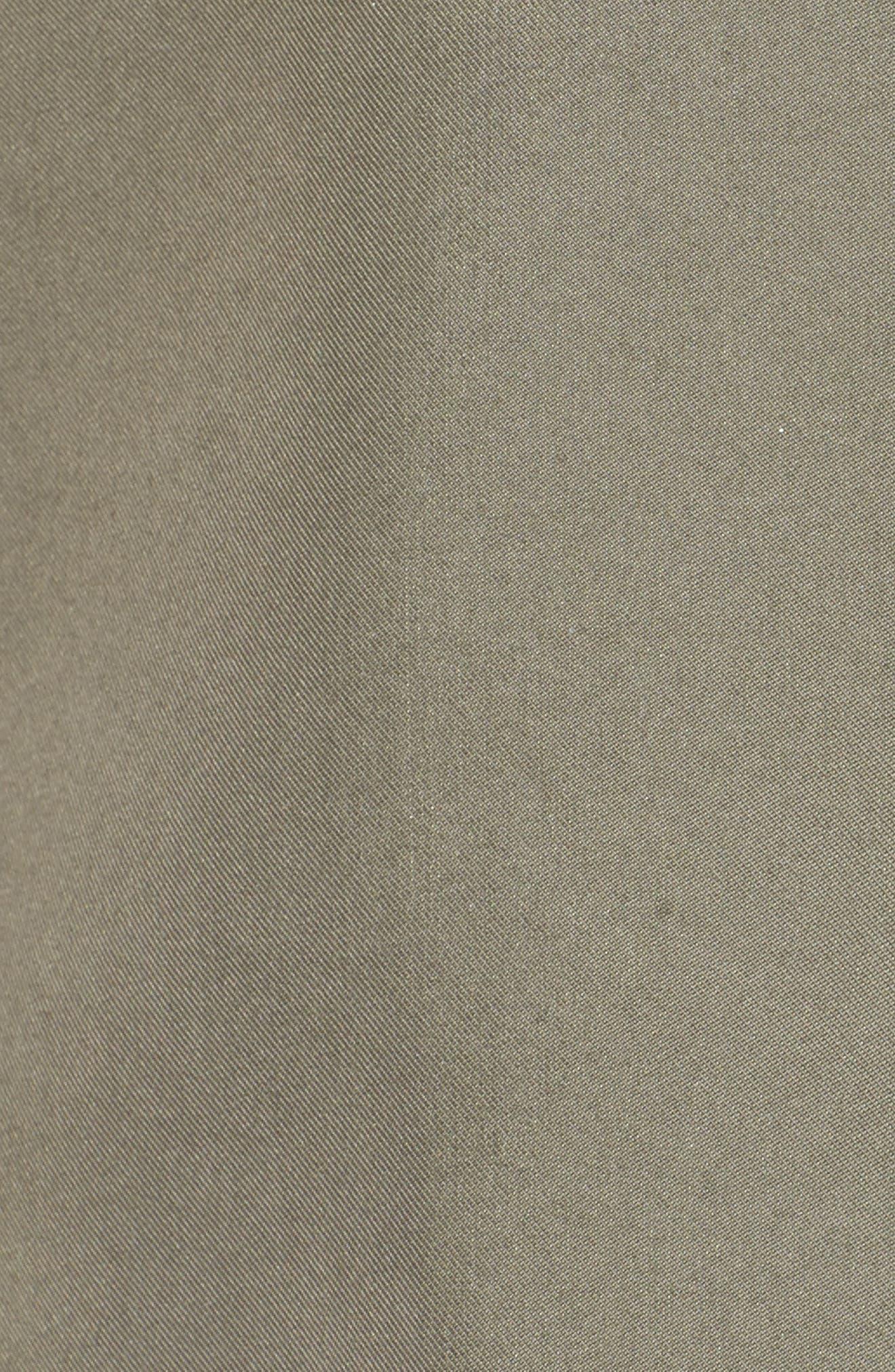 Alternate Image 5  - Halogen® Soft Utility Jacket (Regular & Petite)