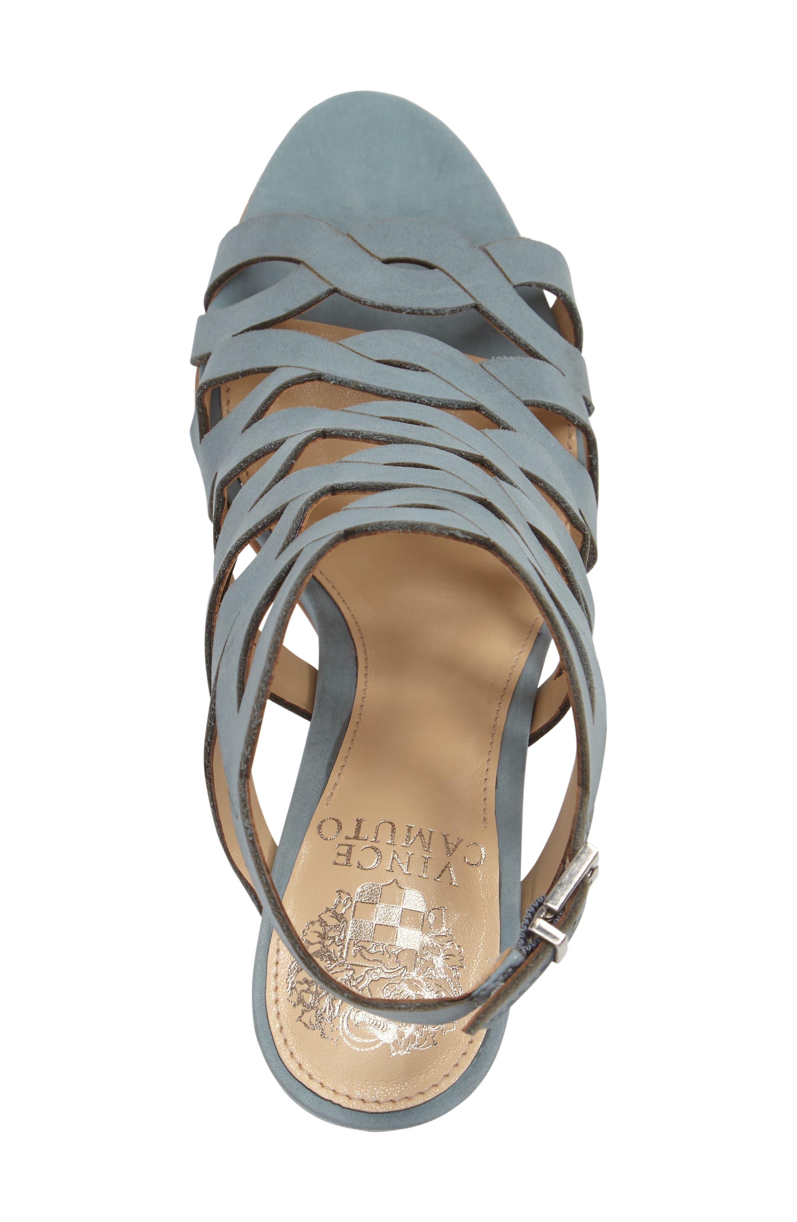 Alternate Image 3  - Vince Camuto Norla Block Heel Sandal (Women)