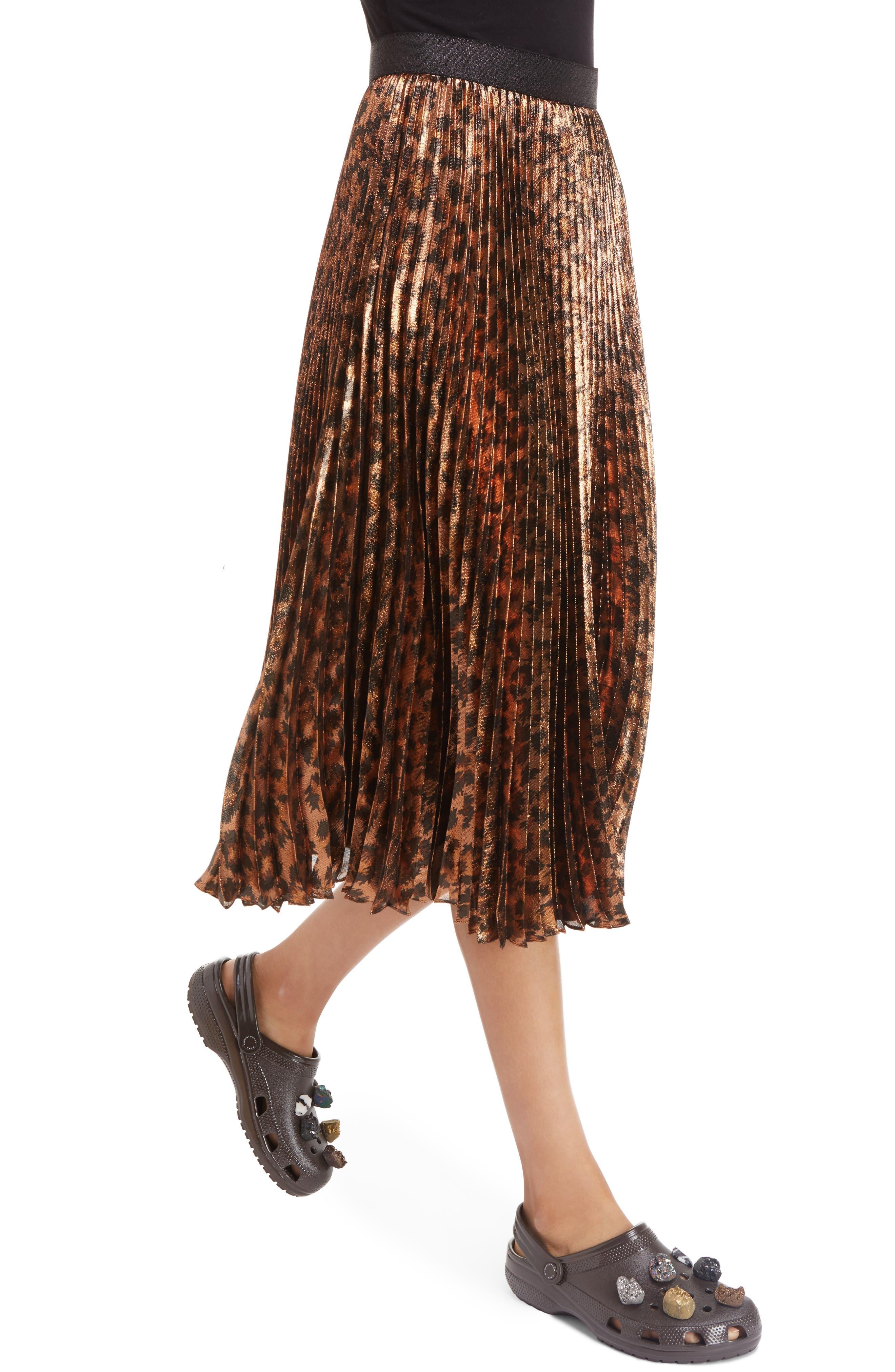 Alternate Image 5  - Christopher Kane Sunray Skirt