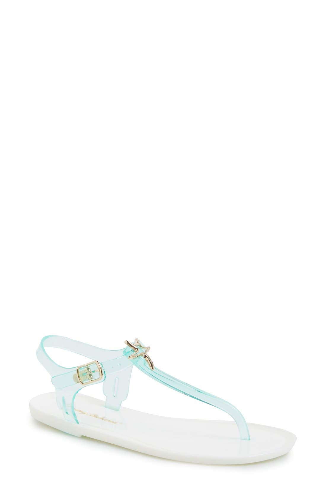 Alternate Image 1 Selected - Tommy Bahama 'Star' Jelly Sandal (Women)