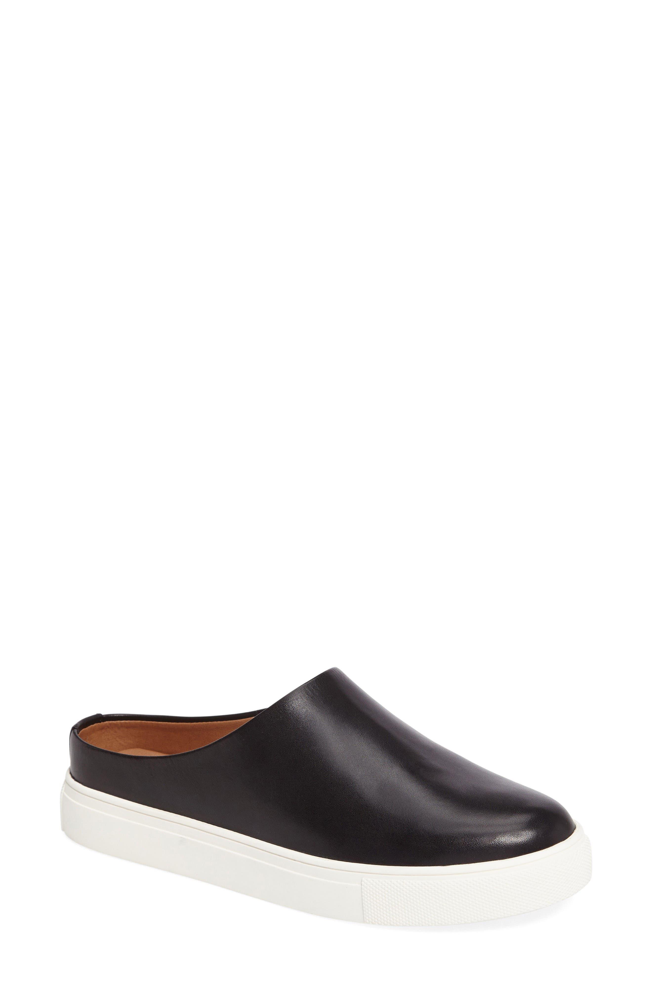 Caslon® Gabe Backless Platform Sneaker (Women)