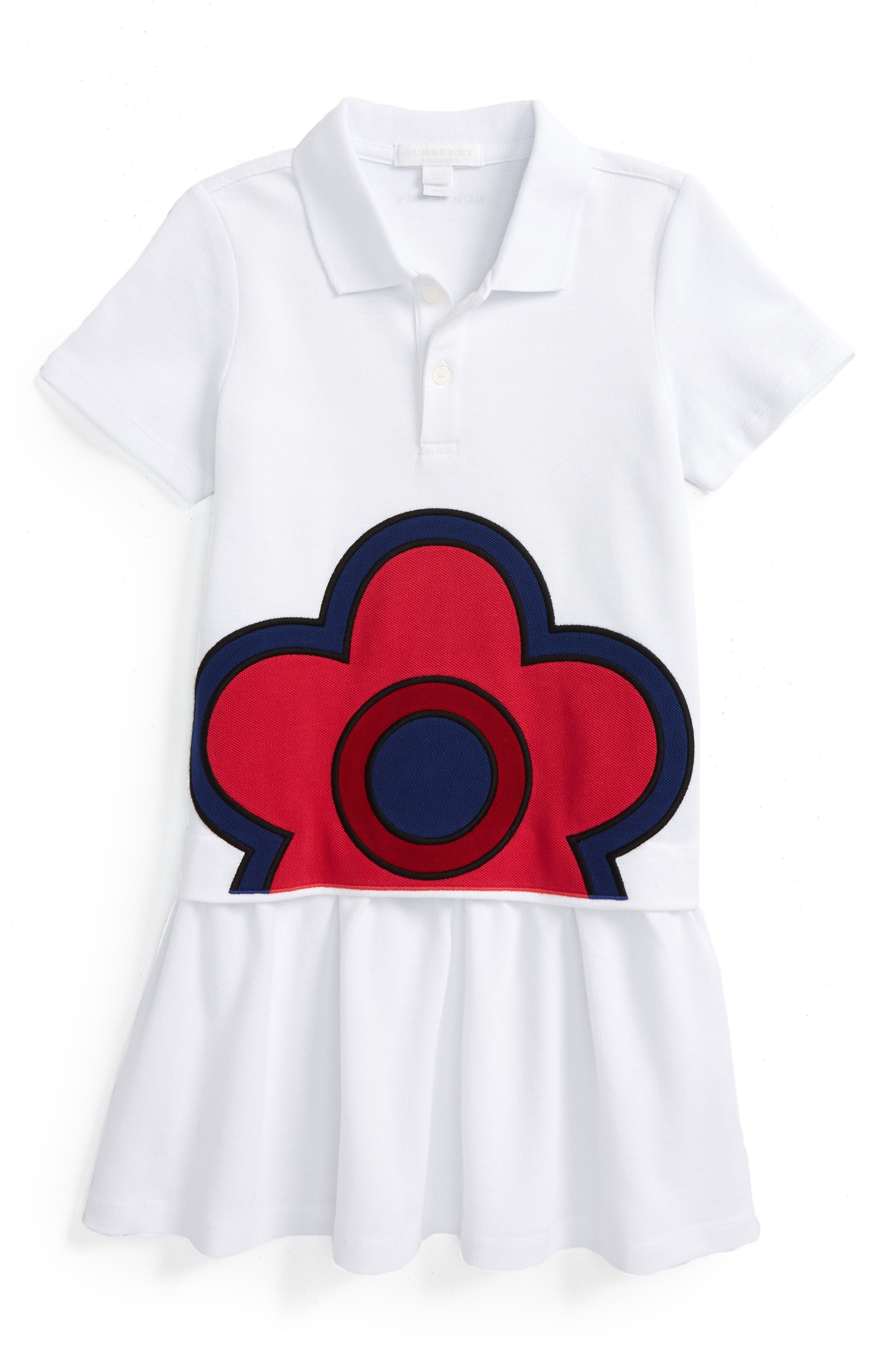 Burberry Cheryl Polo Dress (Little Girls & Big Girls)