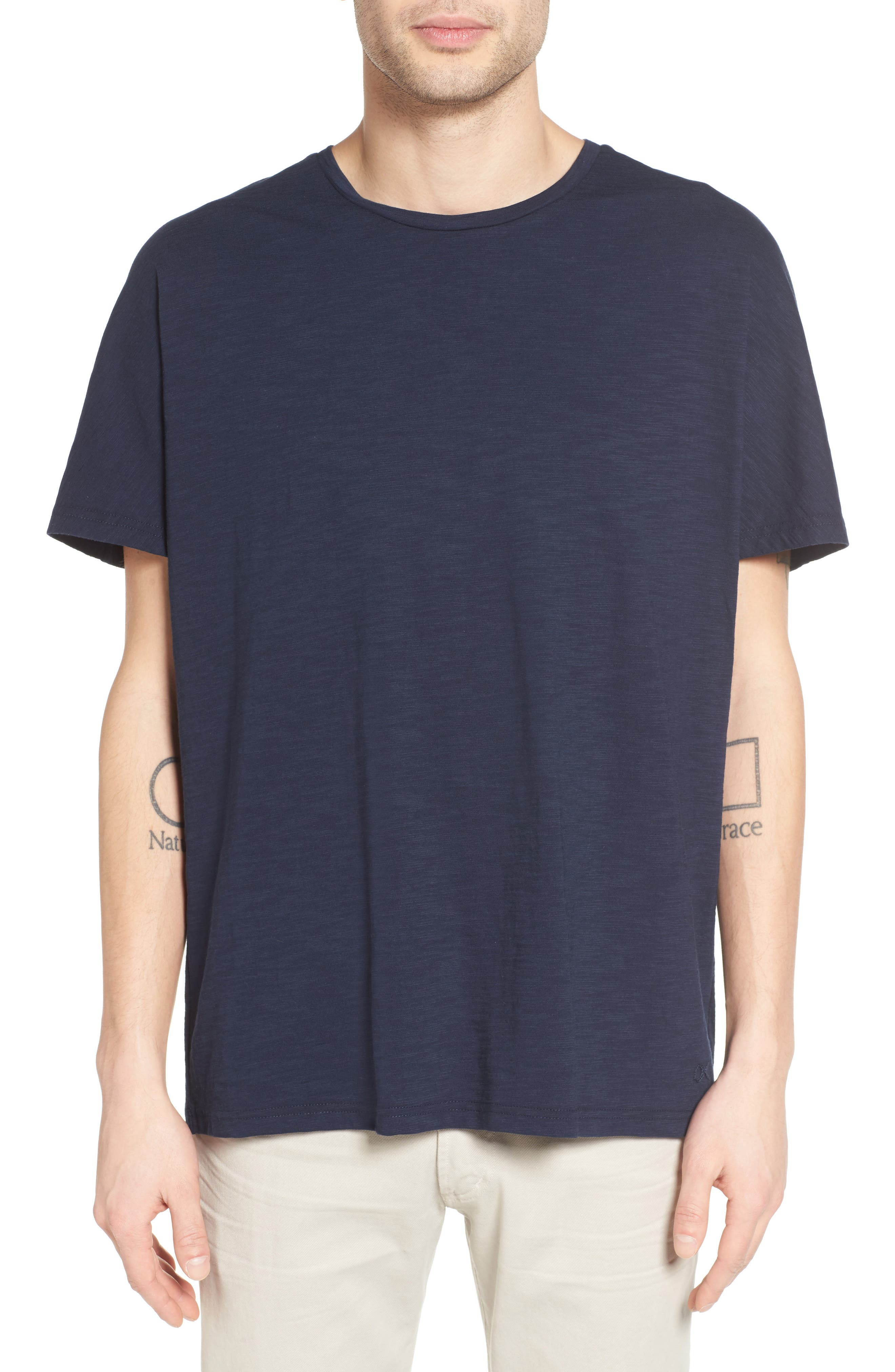 Outerknown Regular Fit Organic Cotton T-Shirt