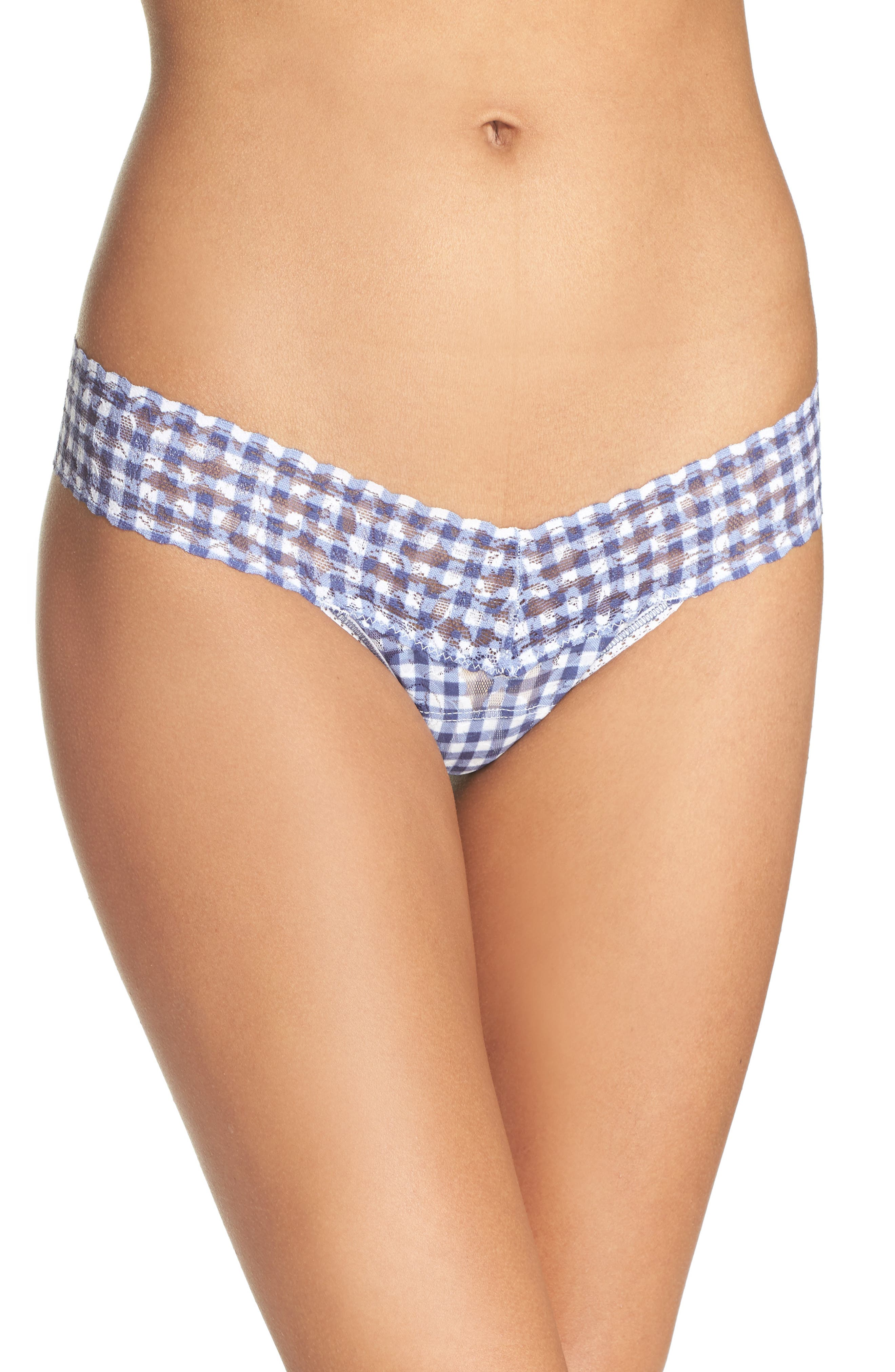 Hanky Panky Check Please Low Rise Thong