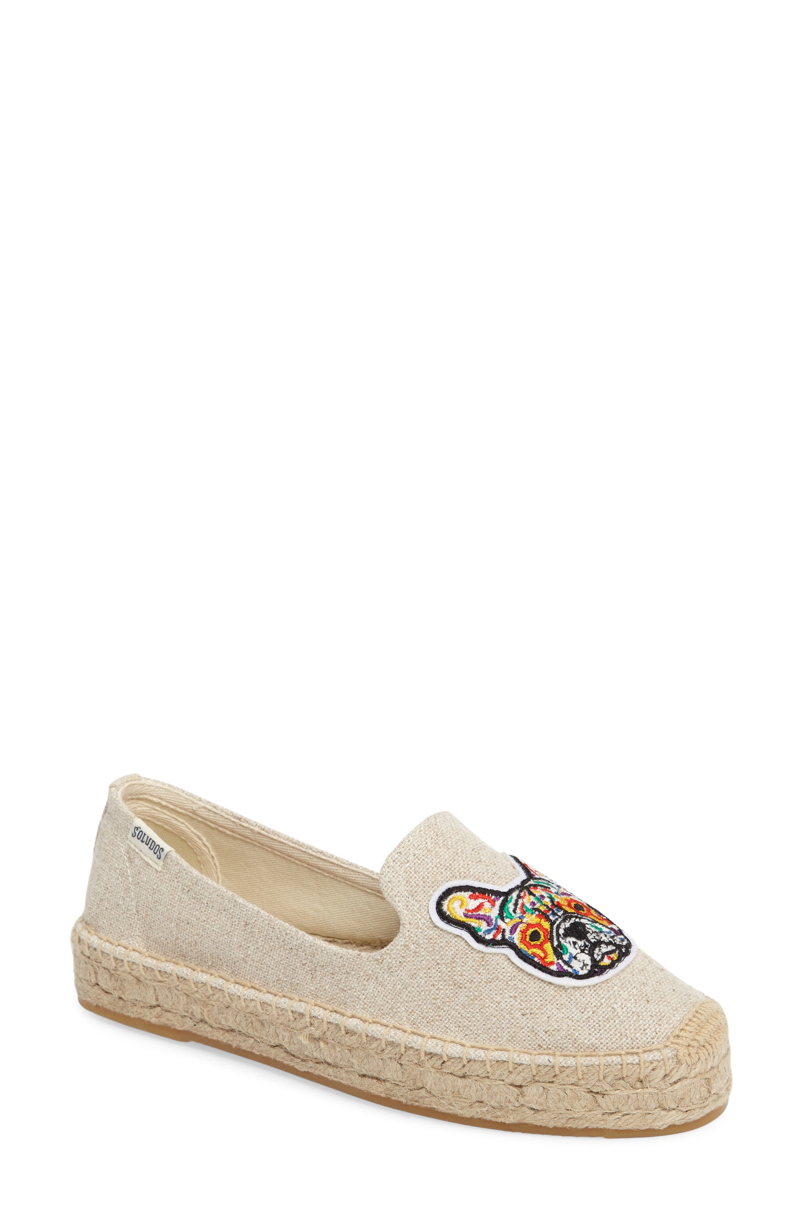 Soludos Frenchie Espadrille Loafer (Women)