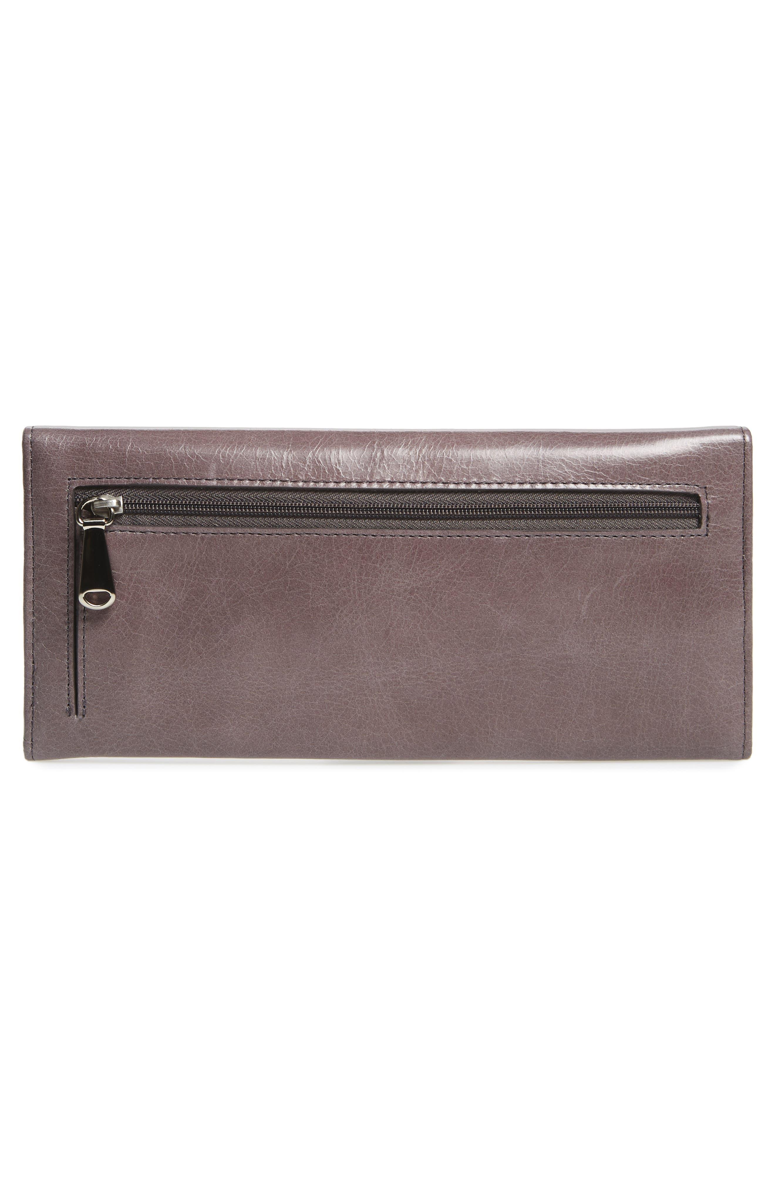 Alternate Image 4  - Hobo 'Sadie' Leather Wallet