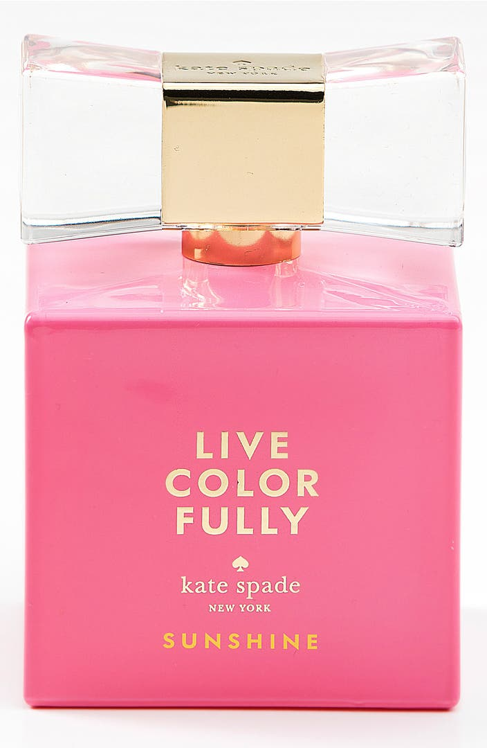 Kate Spade New York Live Colorfully Eau De Parfum
