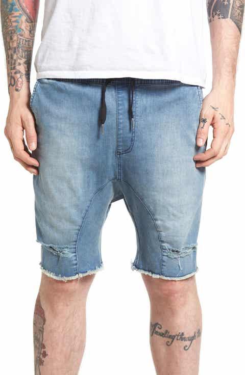 ZANEROBE Sureshot Denim Shorts
