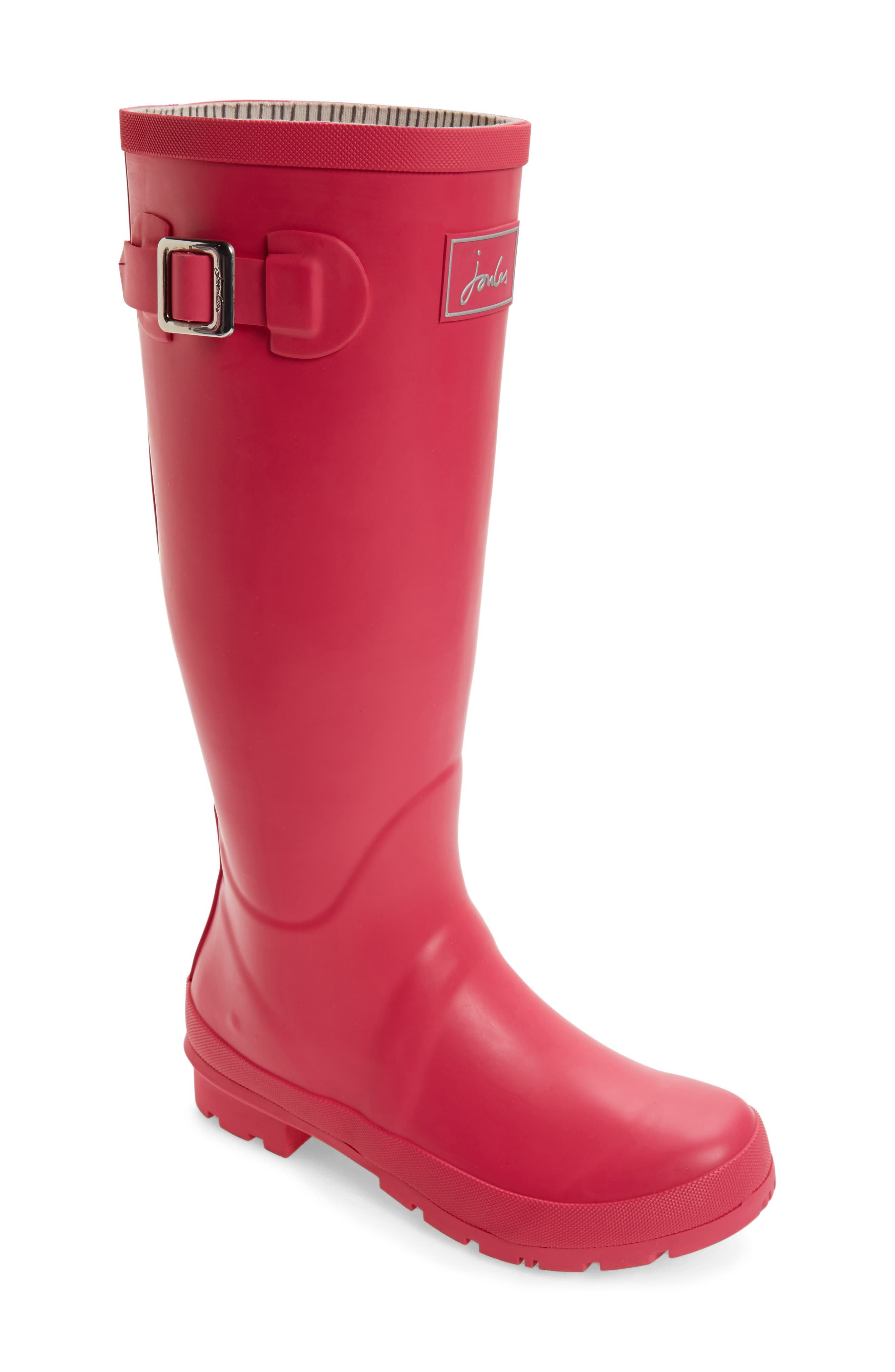 Joules 'Field Welly' Rain Boot (Women)