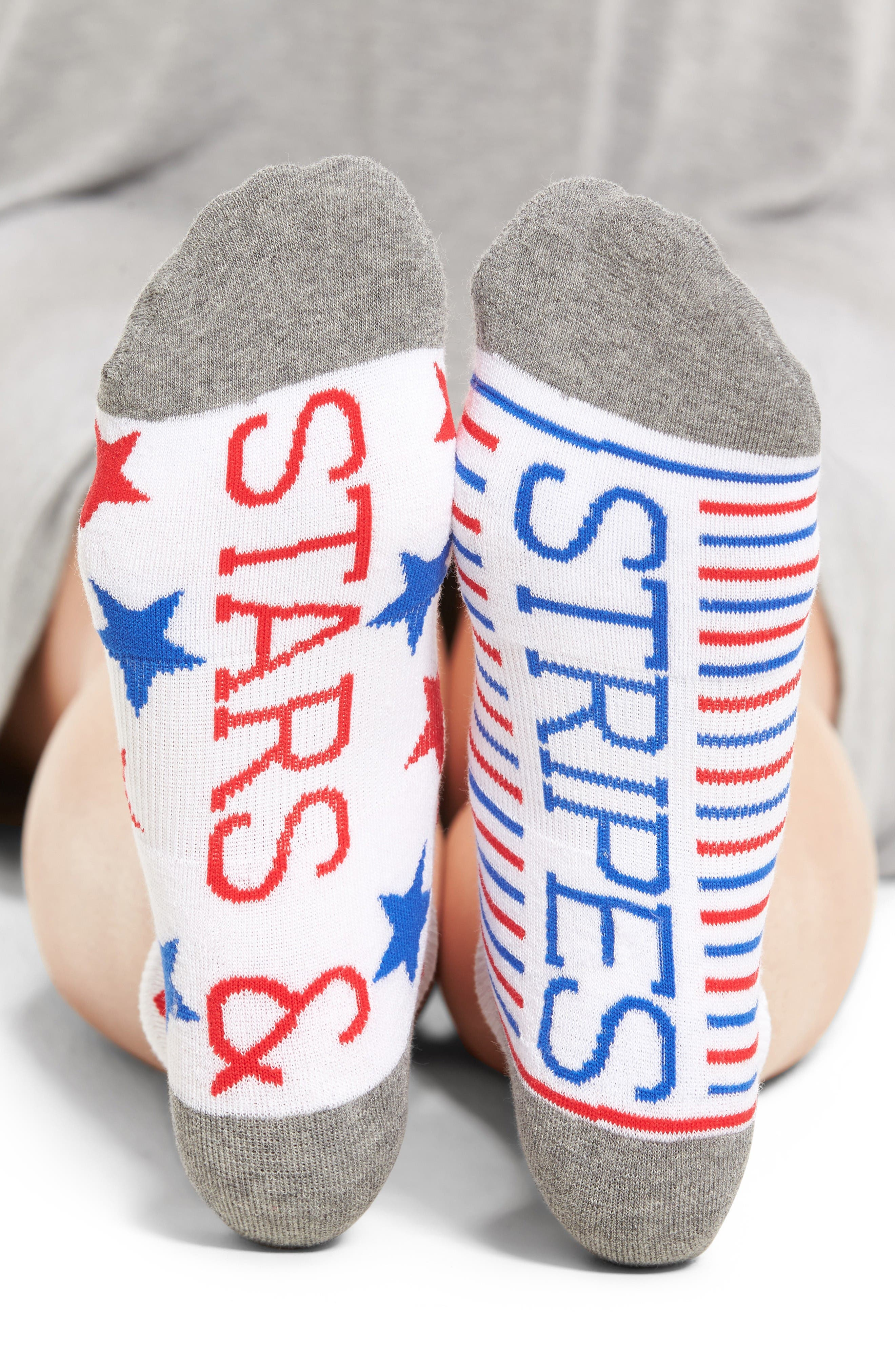 SOCKART Stars & Stripes Socks